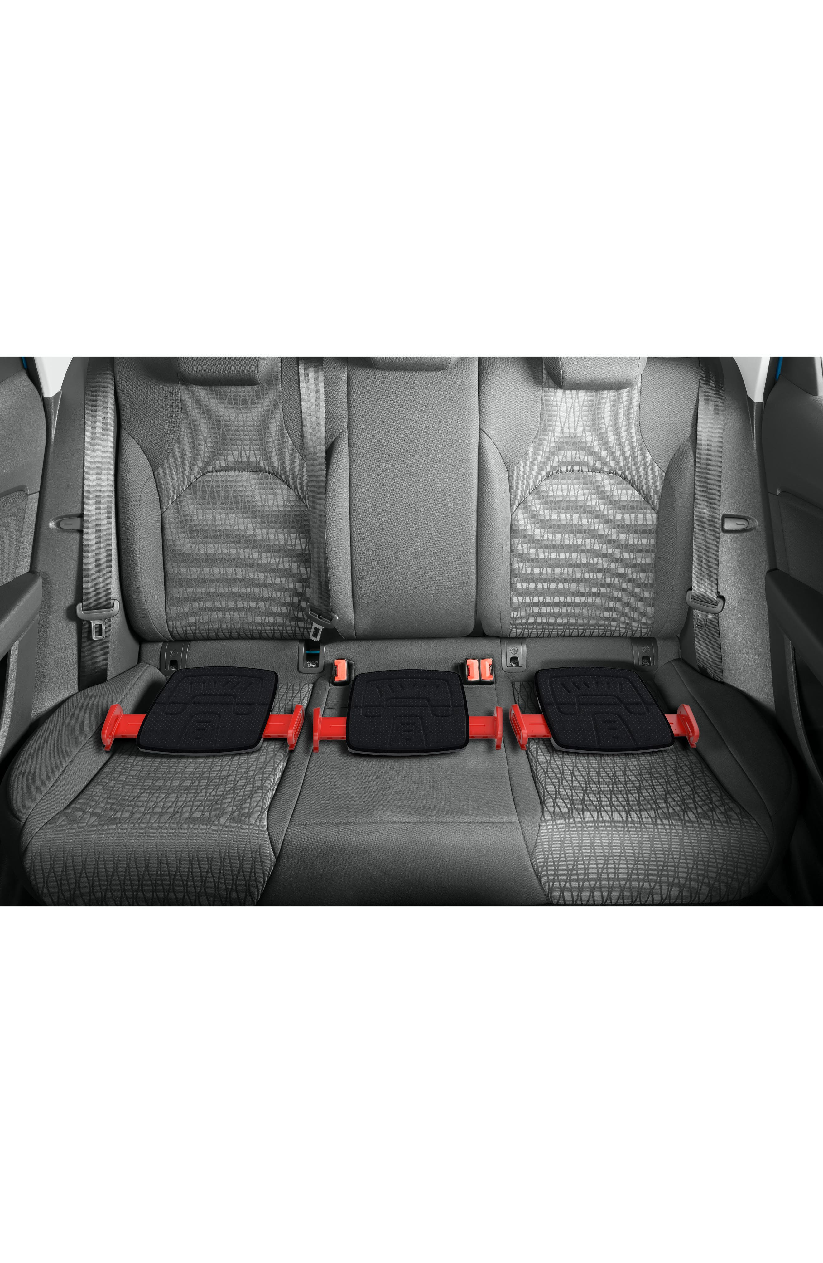 Grab-and-Go Car Booster Seat,                             Alternate thumbnail 3, color,