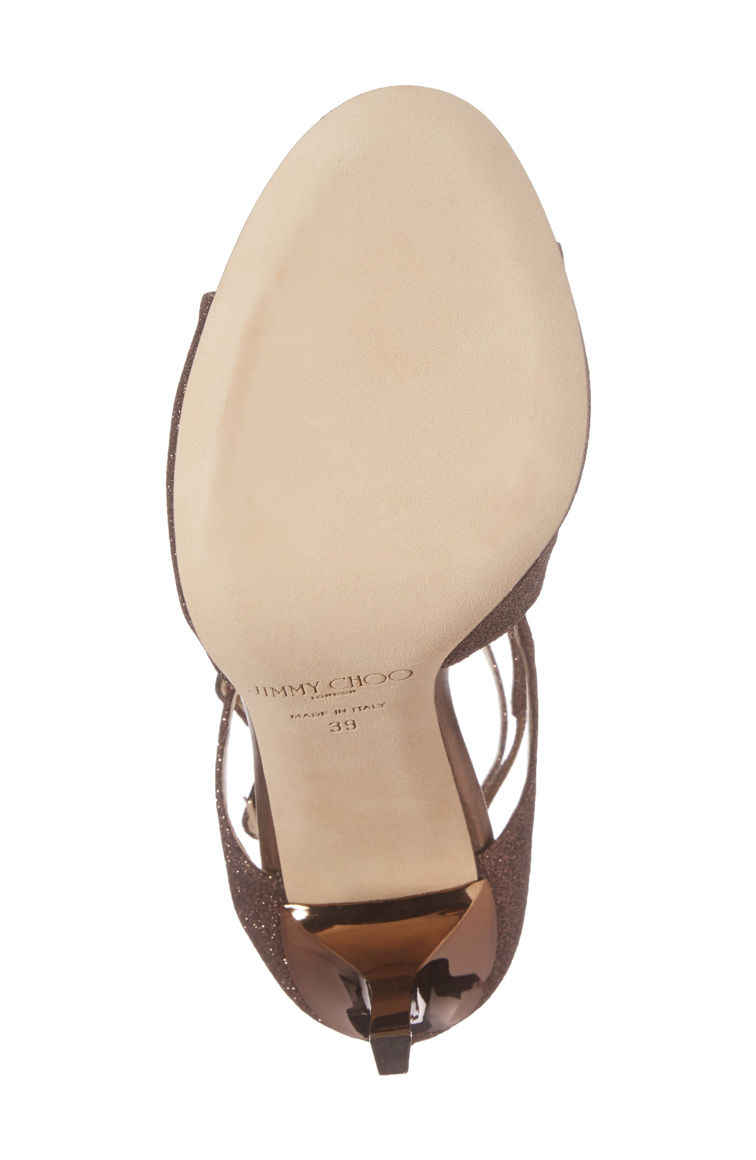 Alternate Image 6  - Jimmy Choo Lang Sandal (Women)