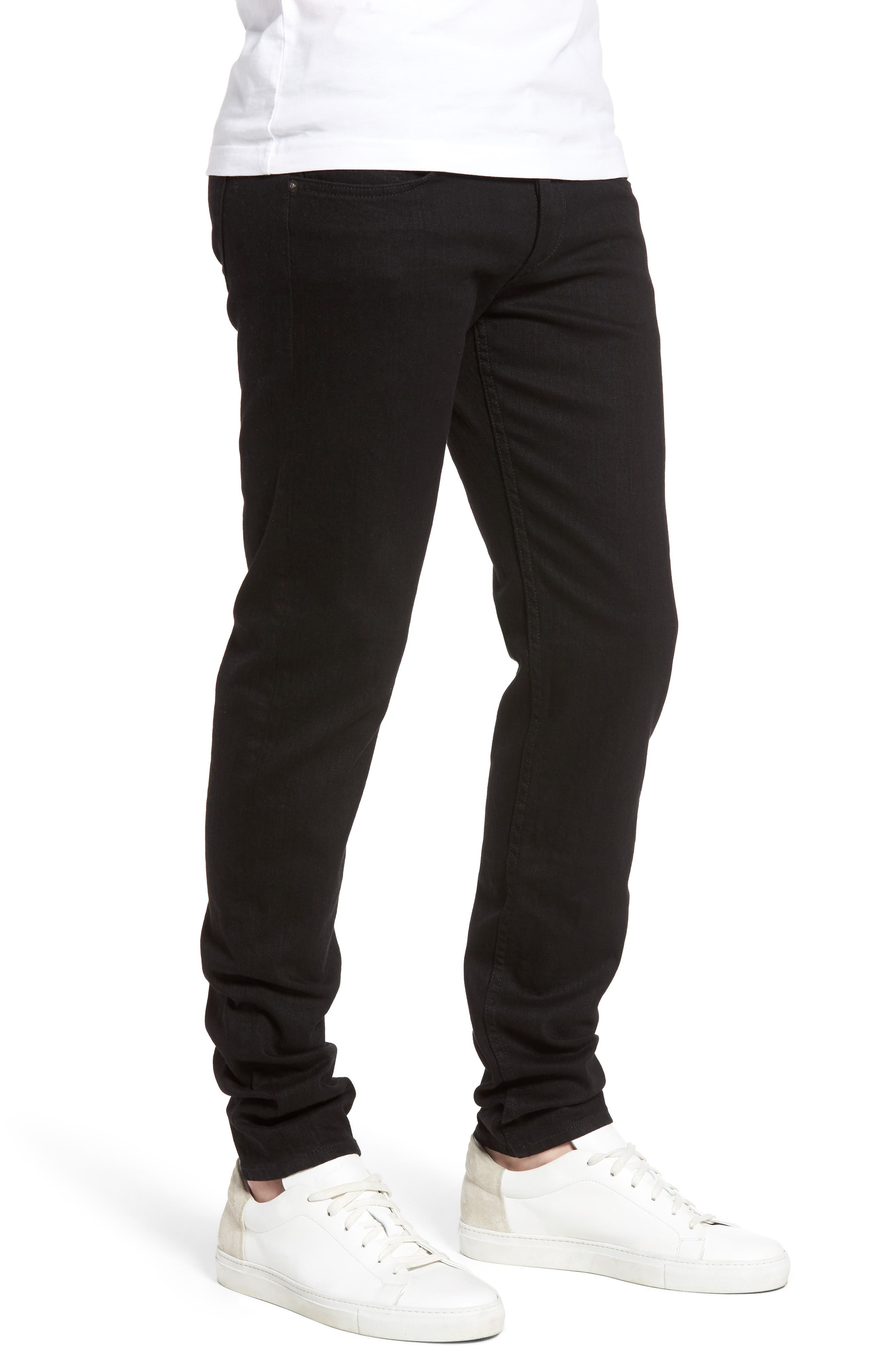 Alternate Image 3  - rag & bone Standard Issue Fit 1 Skinny Fit Jeans