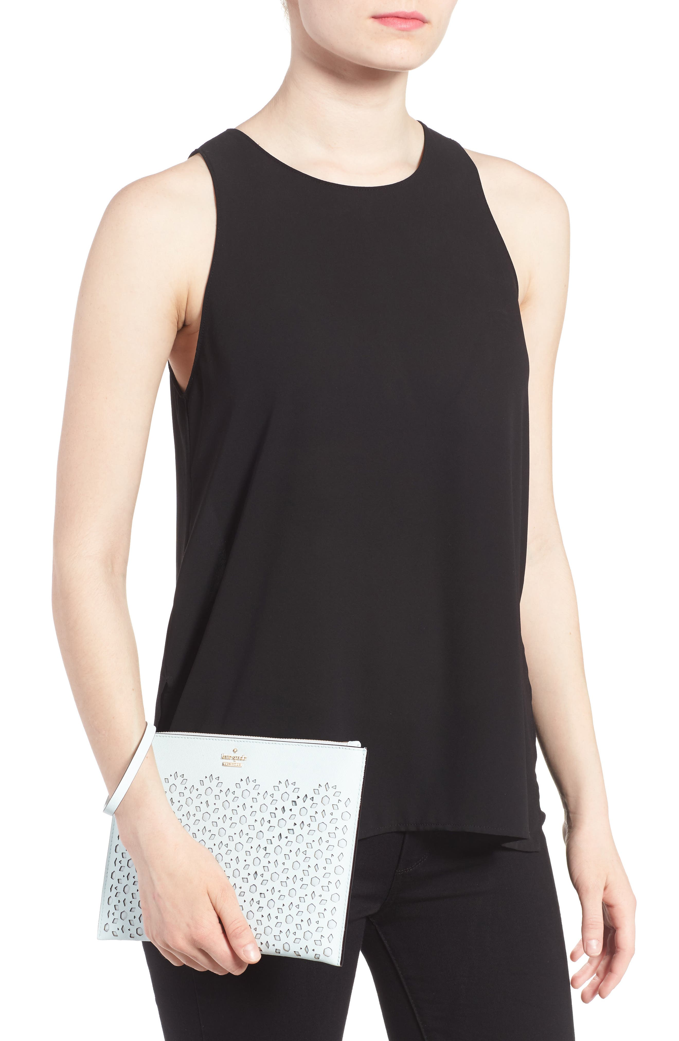 Alternate Image 2  - kate spade new york cameron street - bella leather pouch