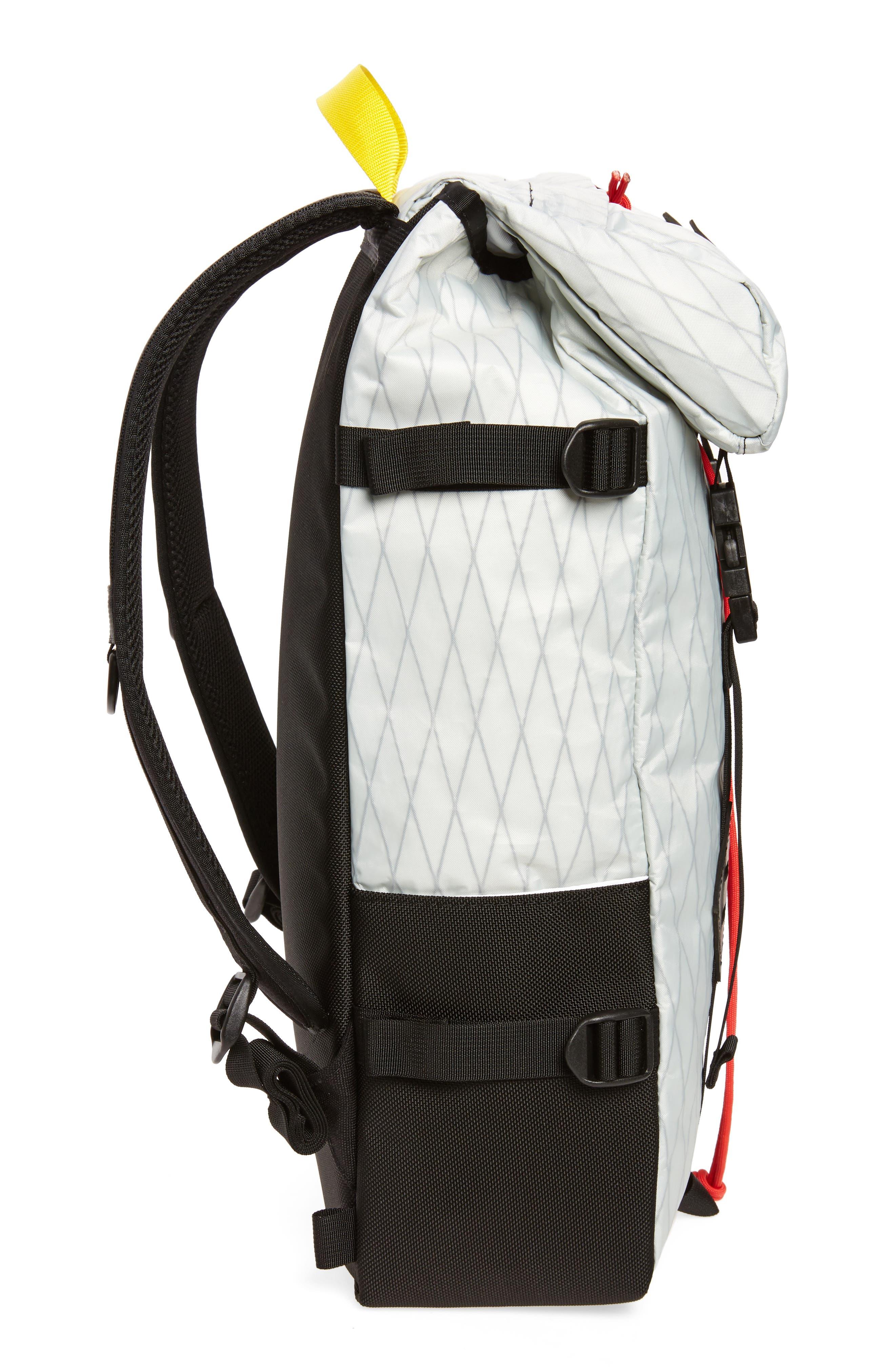 Klettersack Backpack,                             Alternate thumbnail 5, color,                             X-Pack/ Ballistic Black