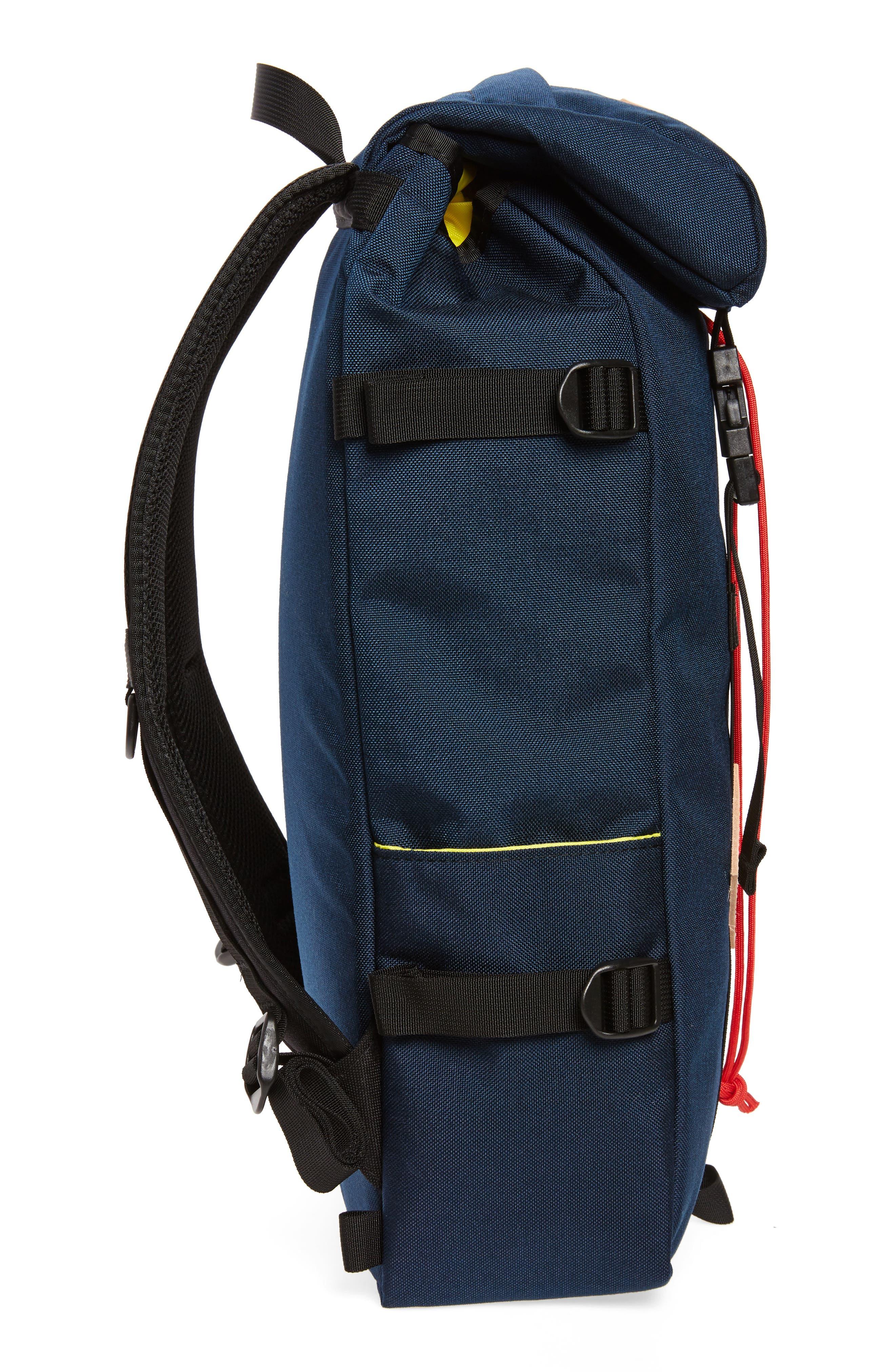 'Klettersack' Backpack,                             Alternate thumbnail 5, color,                             Navy