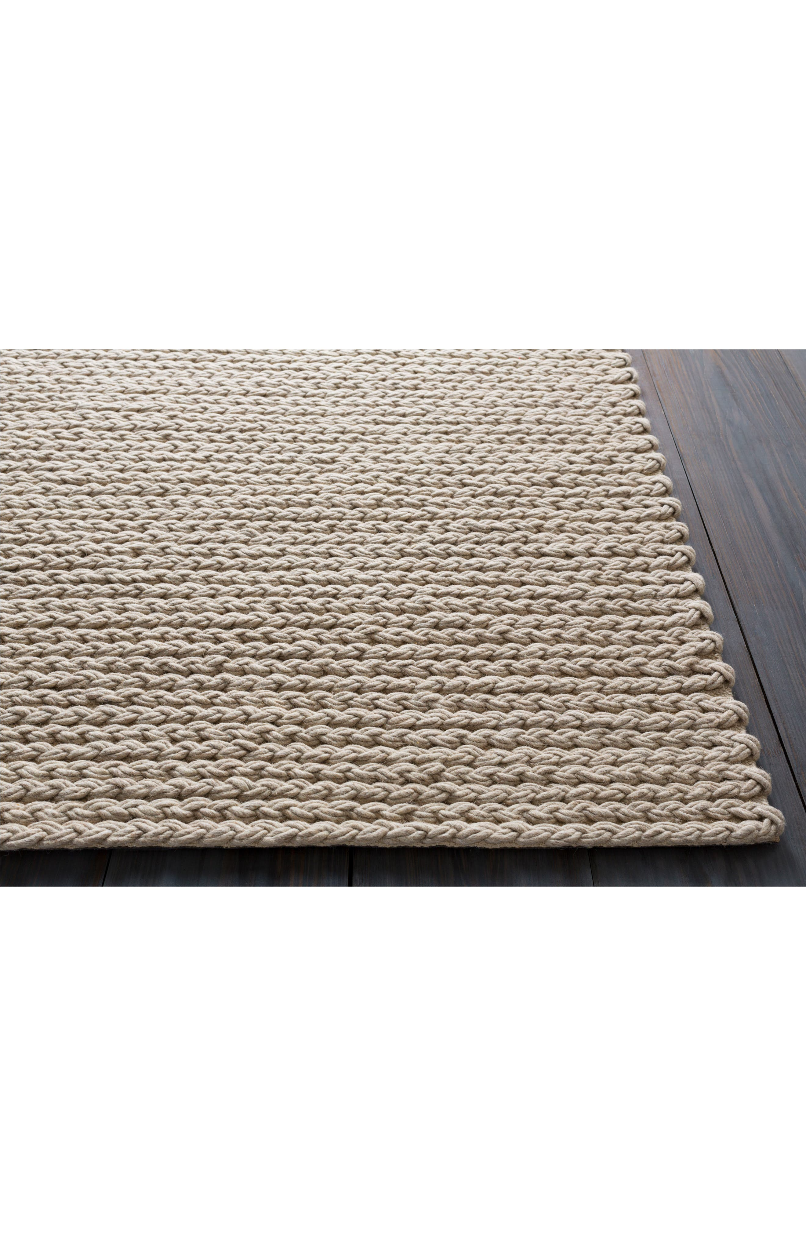 Alternate Image 2  - Surya Home 'Yukon' Hand Woven Wool Rug