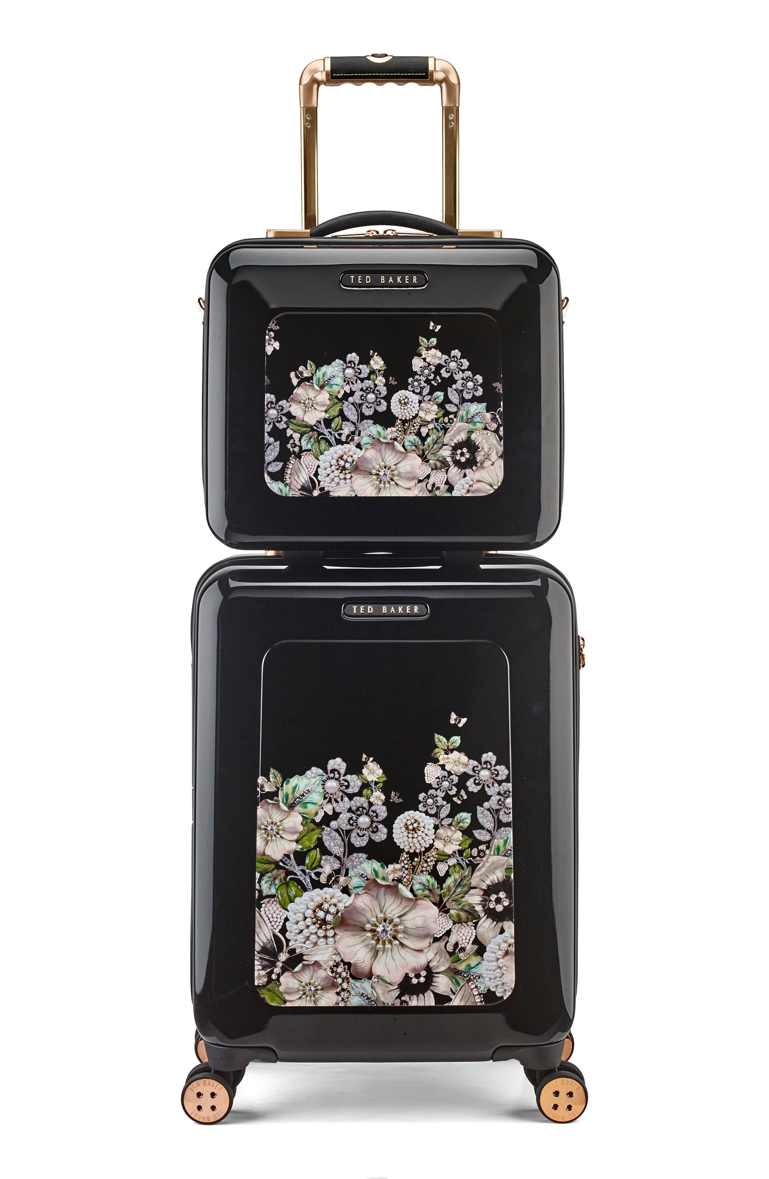 Alternate Image 6  - Ted Baker London Gem Garden Vanity Case