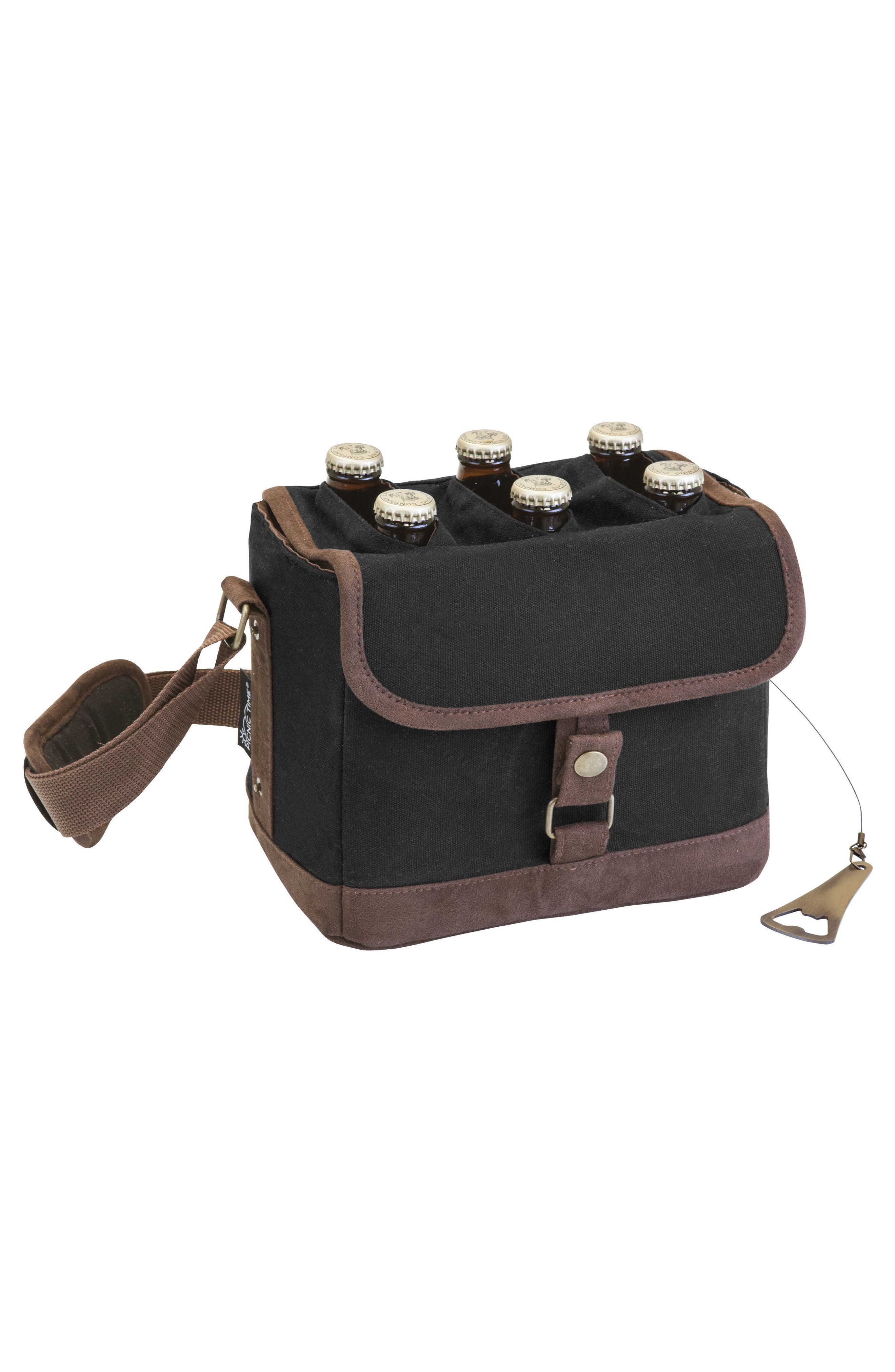 Alternate Image 2  - Picnic Time Beer Caddy Cooler Tote