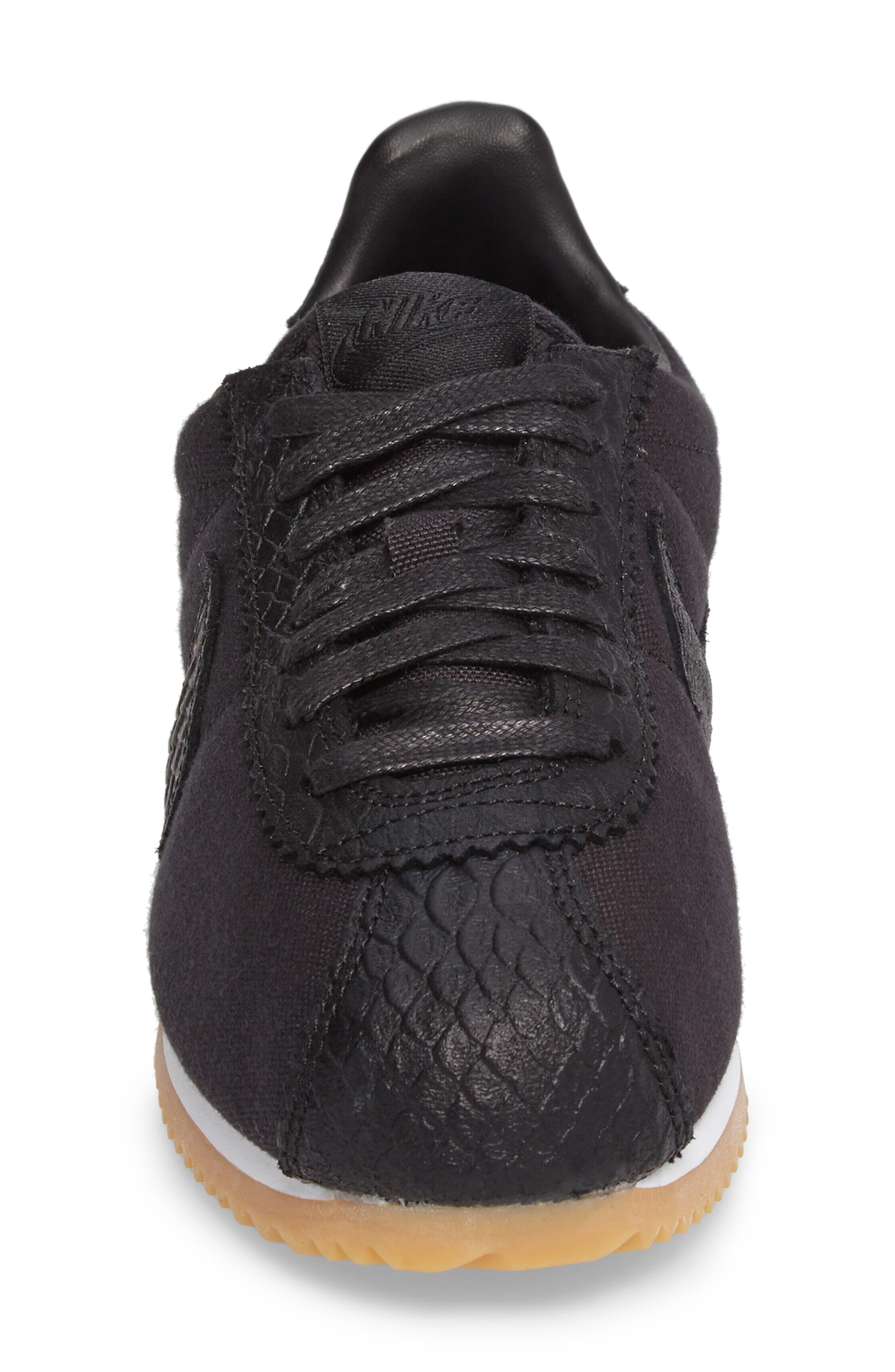 Alternate Image 4  - Nike Classic Cortez SE Sneaker (Women)