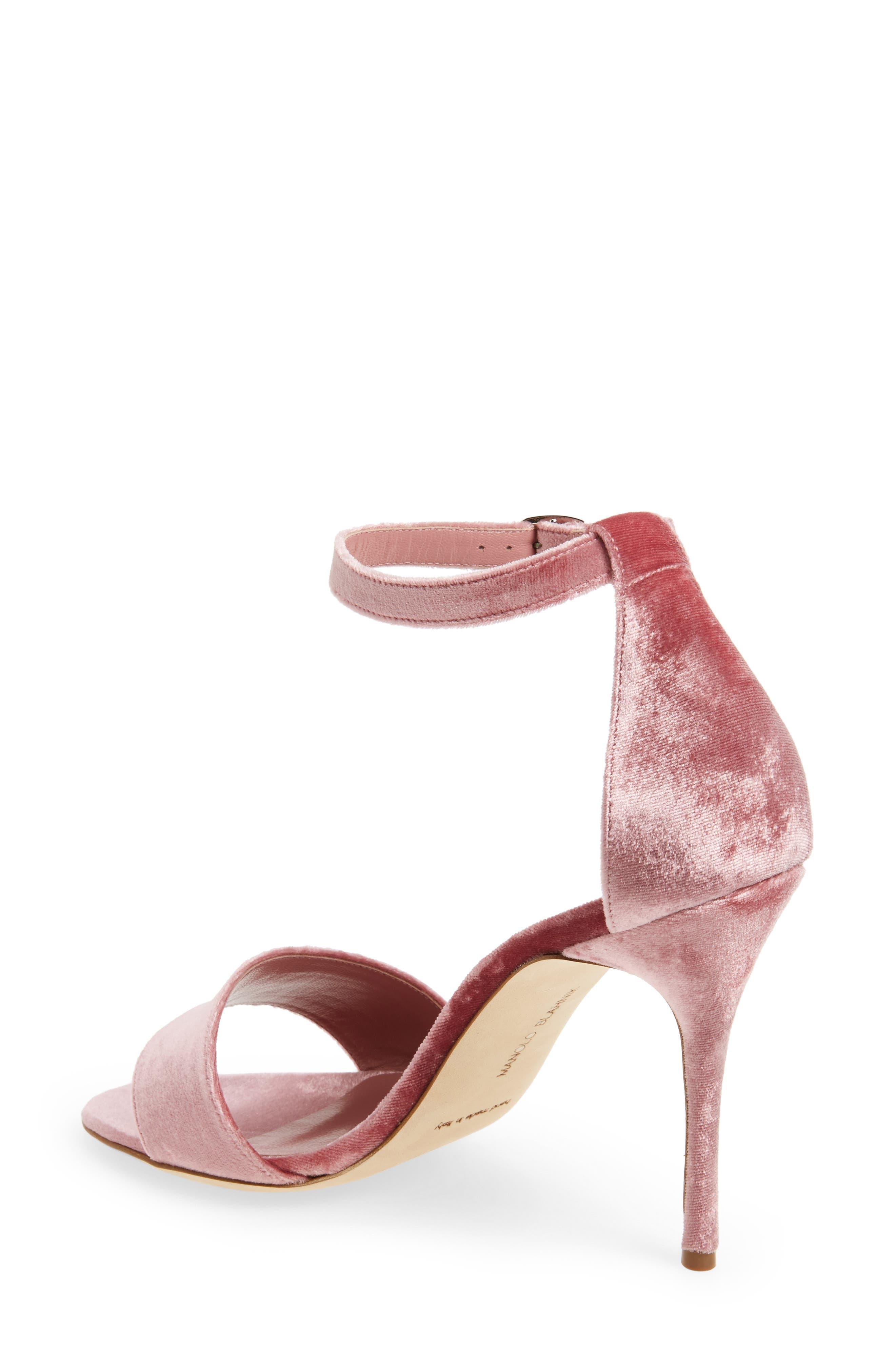 Alternate Image 2  - Manolo Blahnik Tres Sandal (Women)
