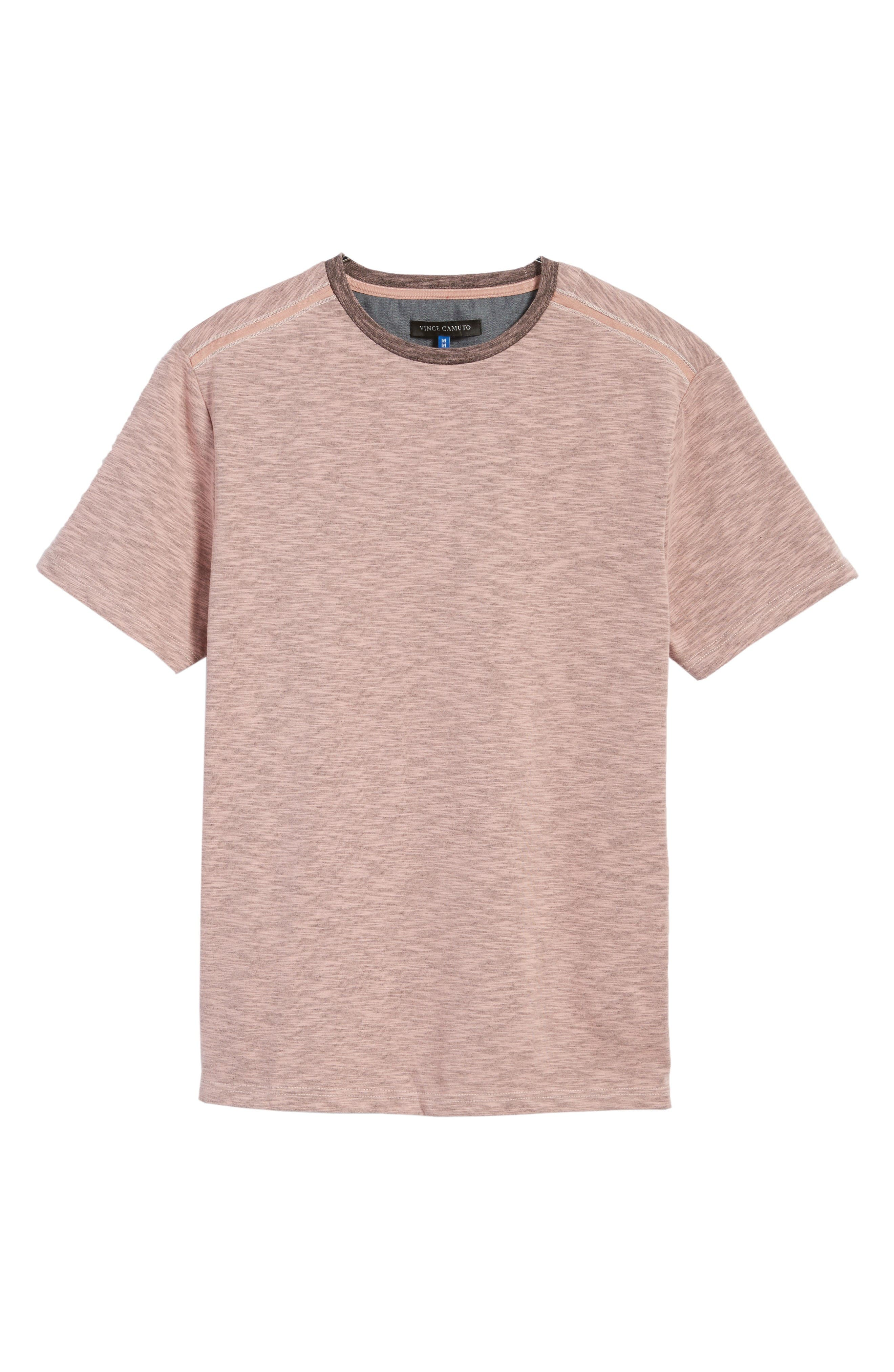 Alternate Image 5  - Vince Camuto Ringer T-Shirt