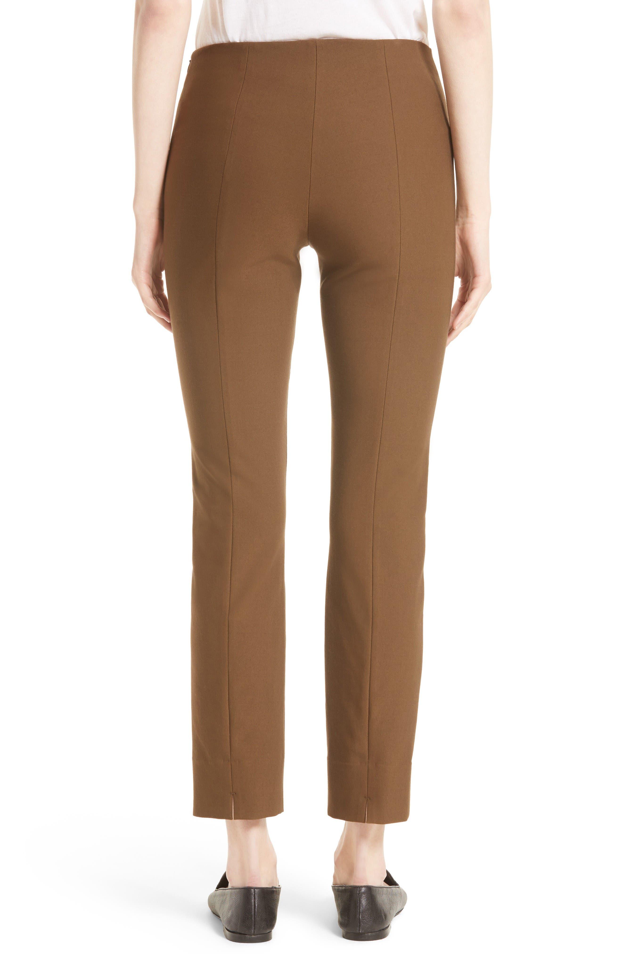 Alternate Image 2  - Vince Seamed Leg Skinny Pants