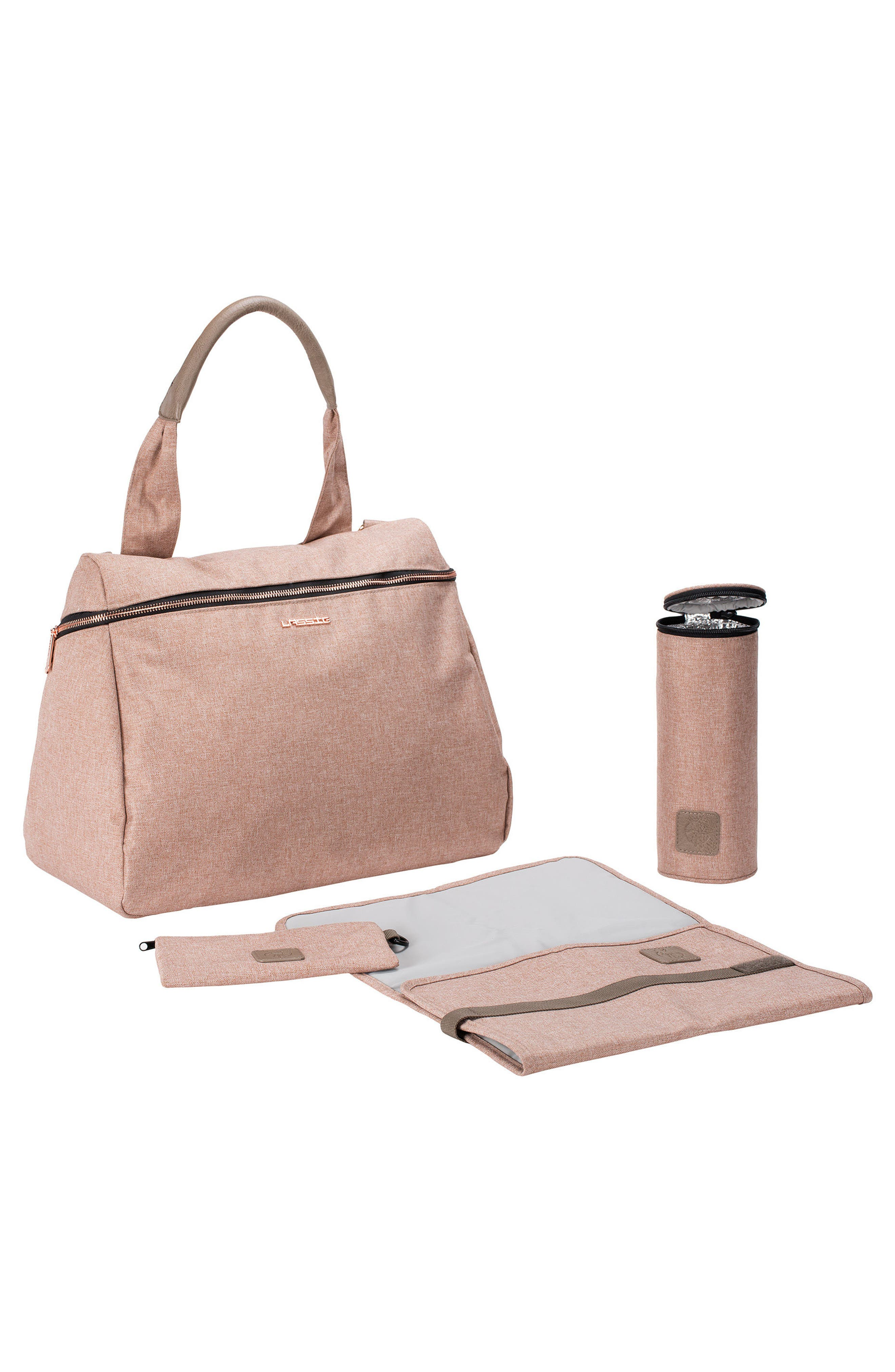Alternate Image 5  - Lässig Glam Rosie Diaper Bag