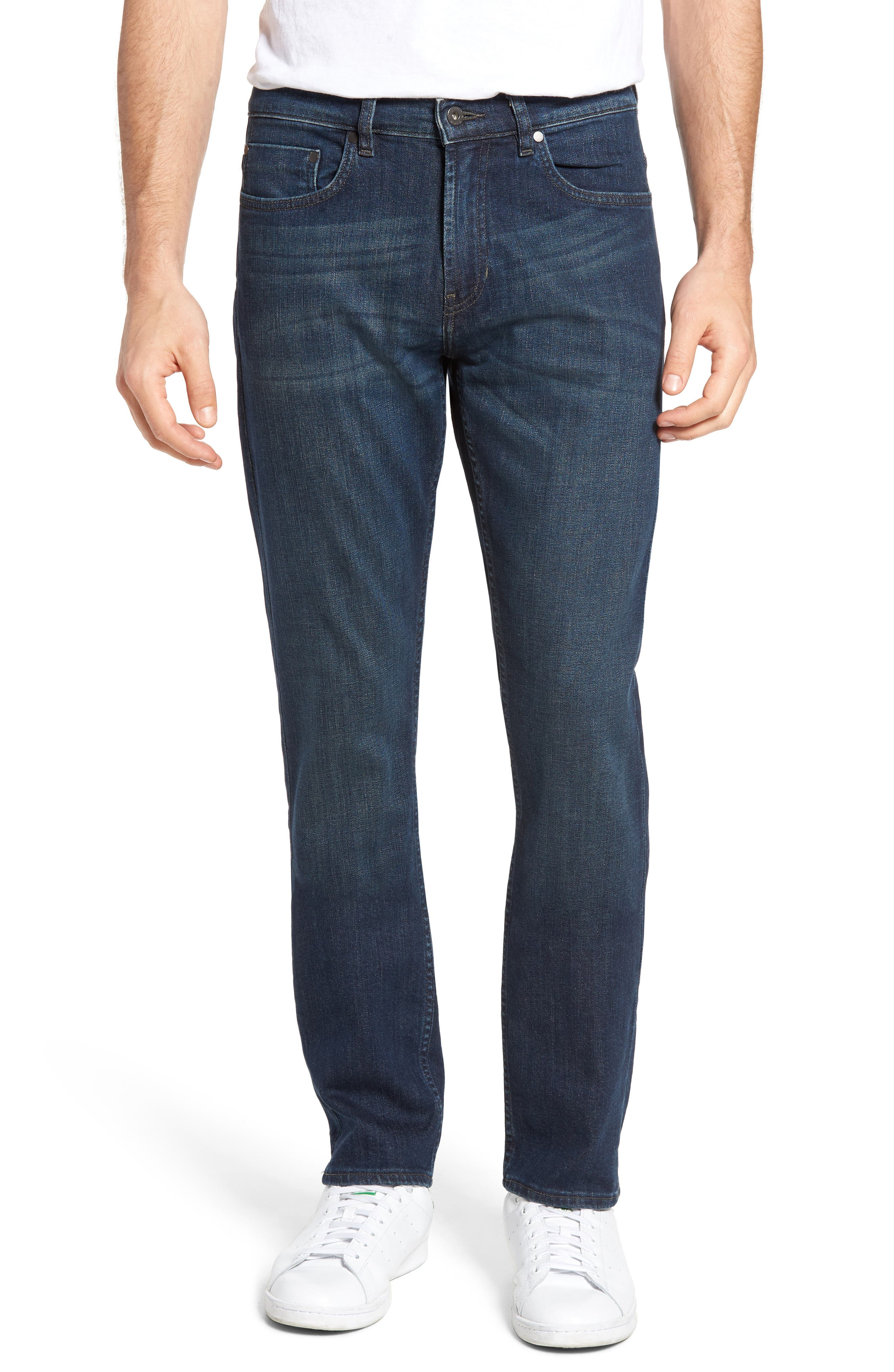 Calvert Slim Fit Jeans,                         Main,                         color, Blue
