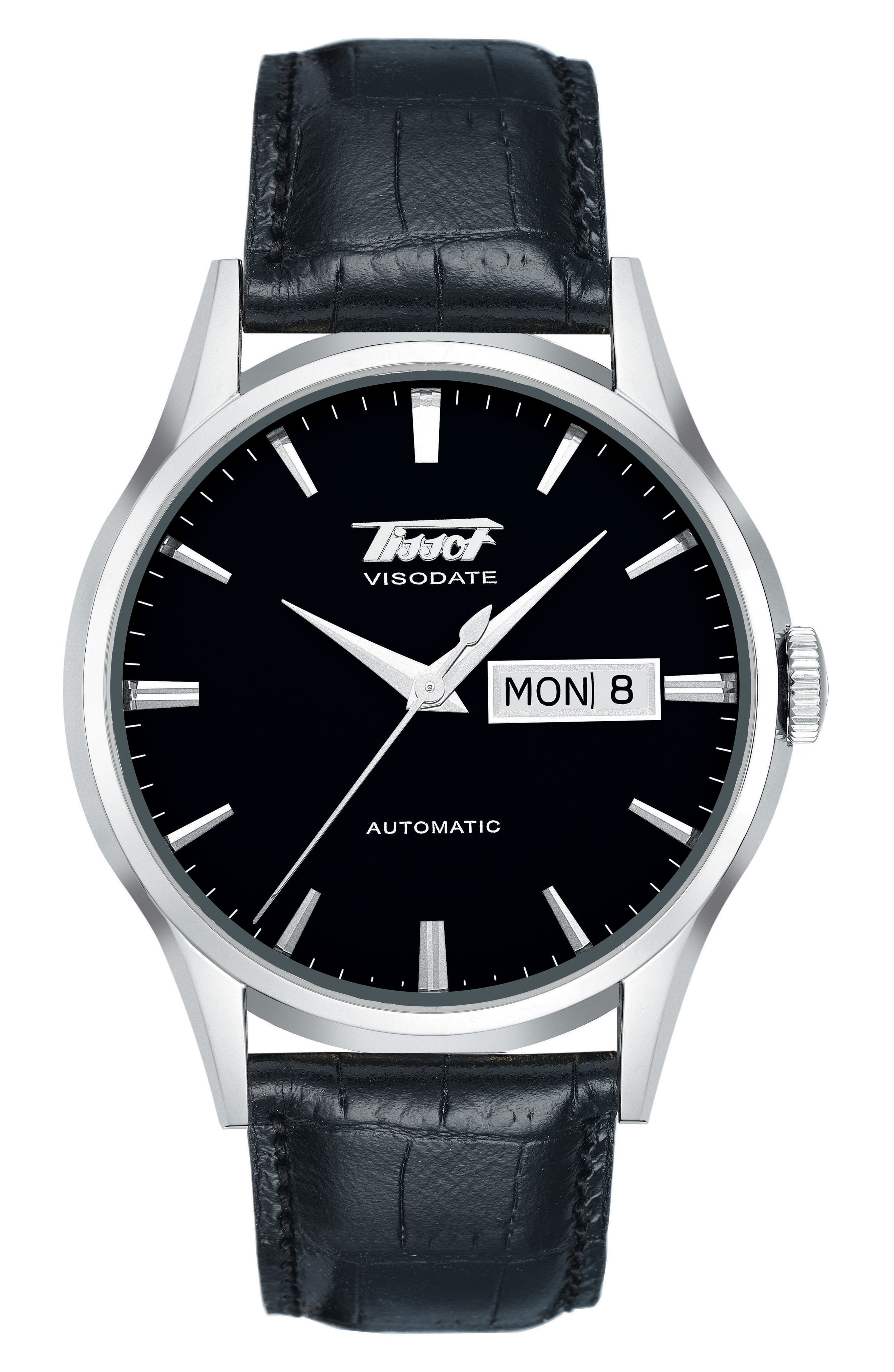 Alternate Image 1 Selected - Tissot Heritage Visodate Automatic Watch, 40mm