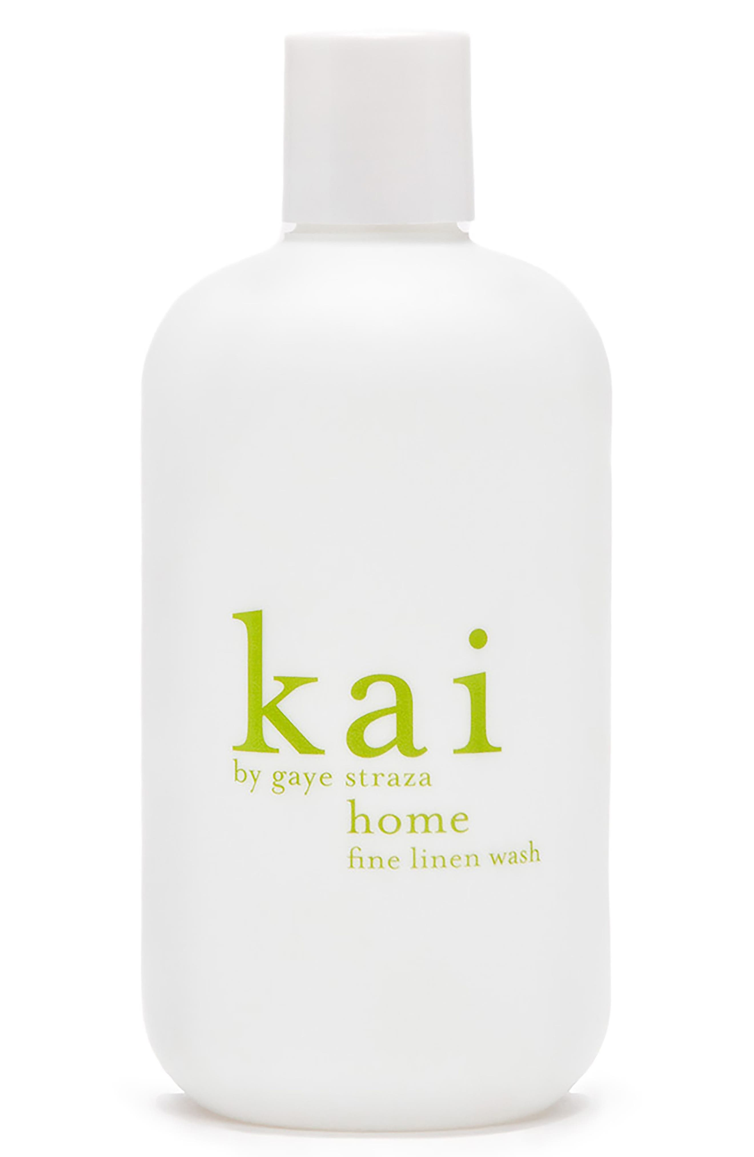 Alternate Image 1 Selected - kai 'Home' Fine Linen Wash