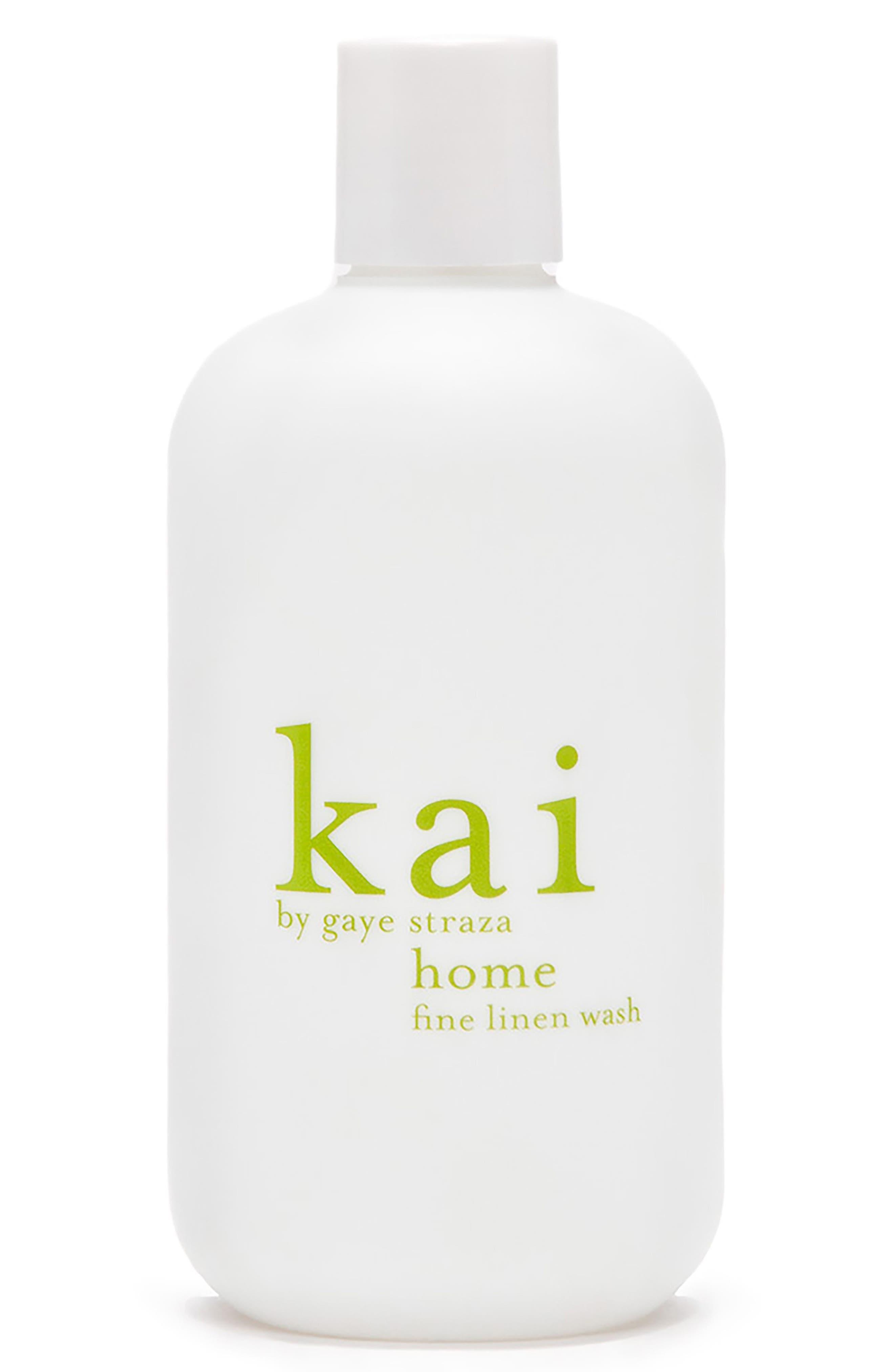 Main Image - kai 'Home' Fine Linen Wash