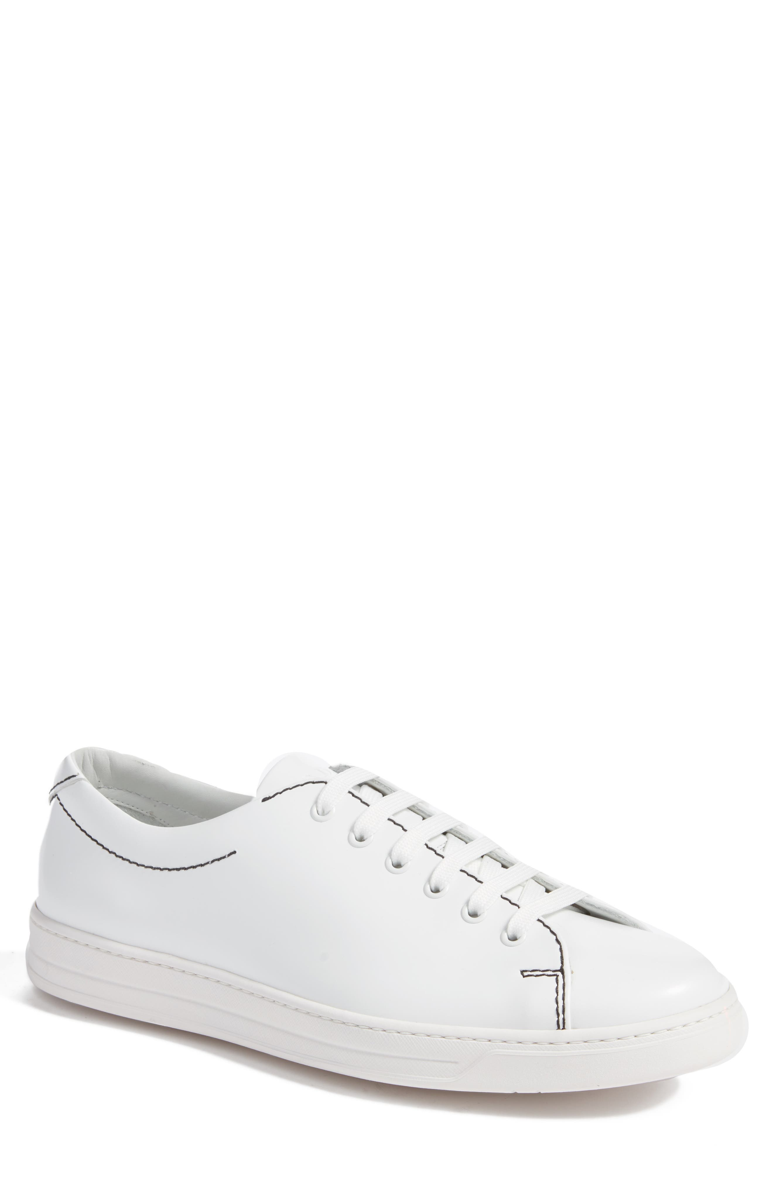 Alternate Image 1 Selected - Prada Linea Rossa Low Top Sneaker (Men)