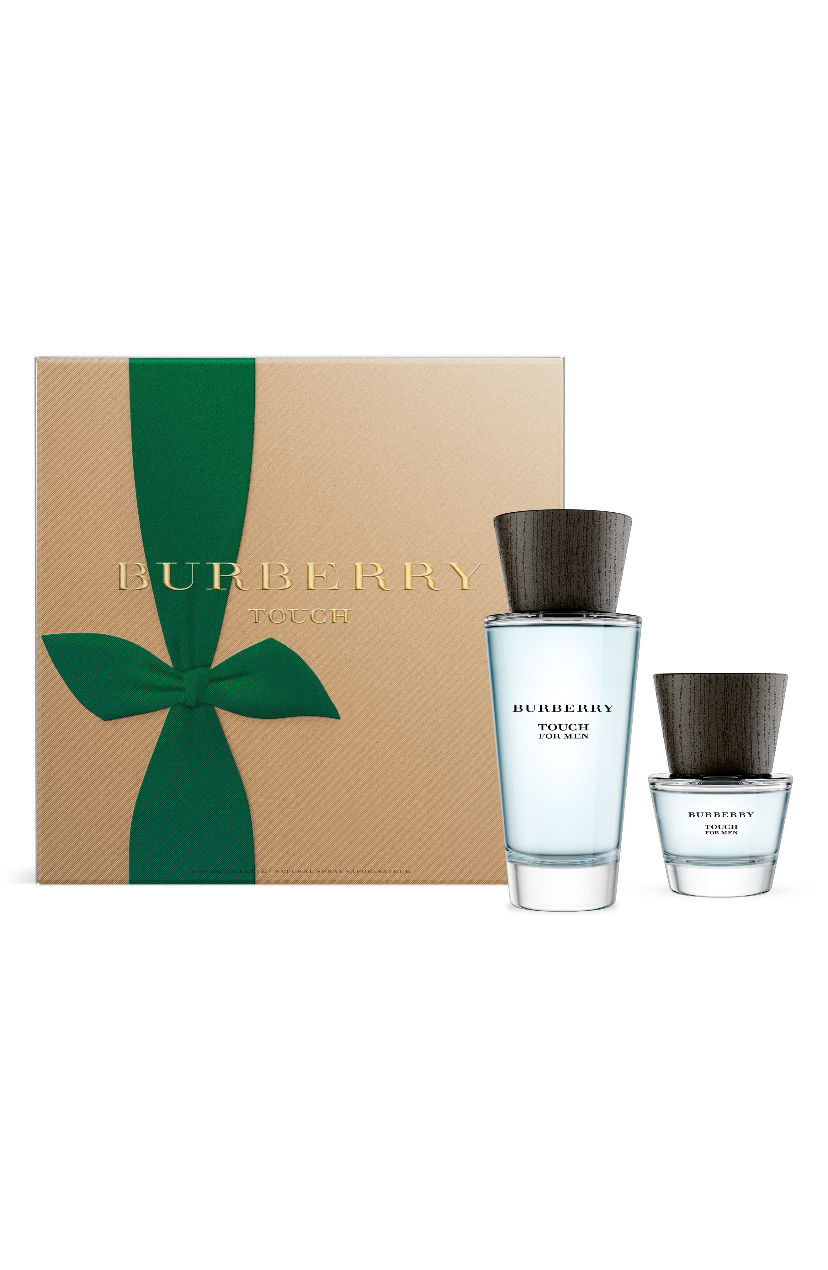 Touch for Men Eau de Toilette Set,                         Main,                         color, No Color