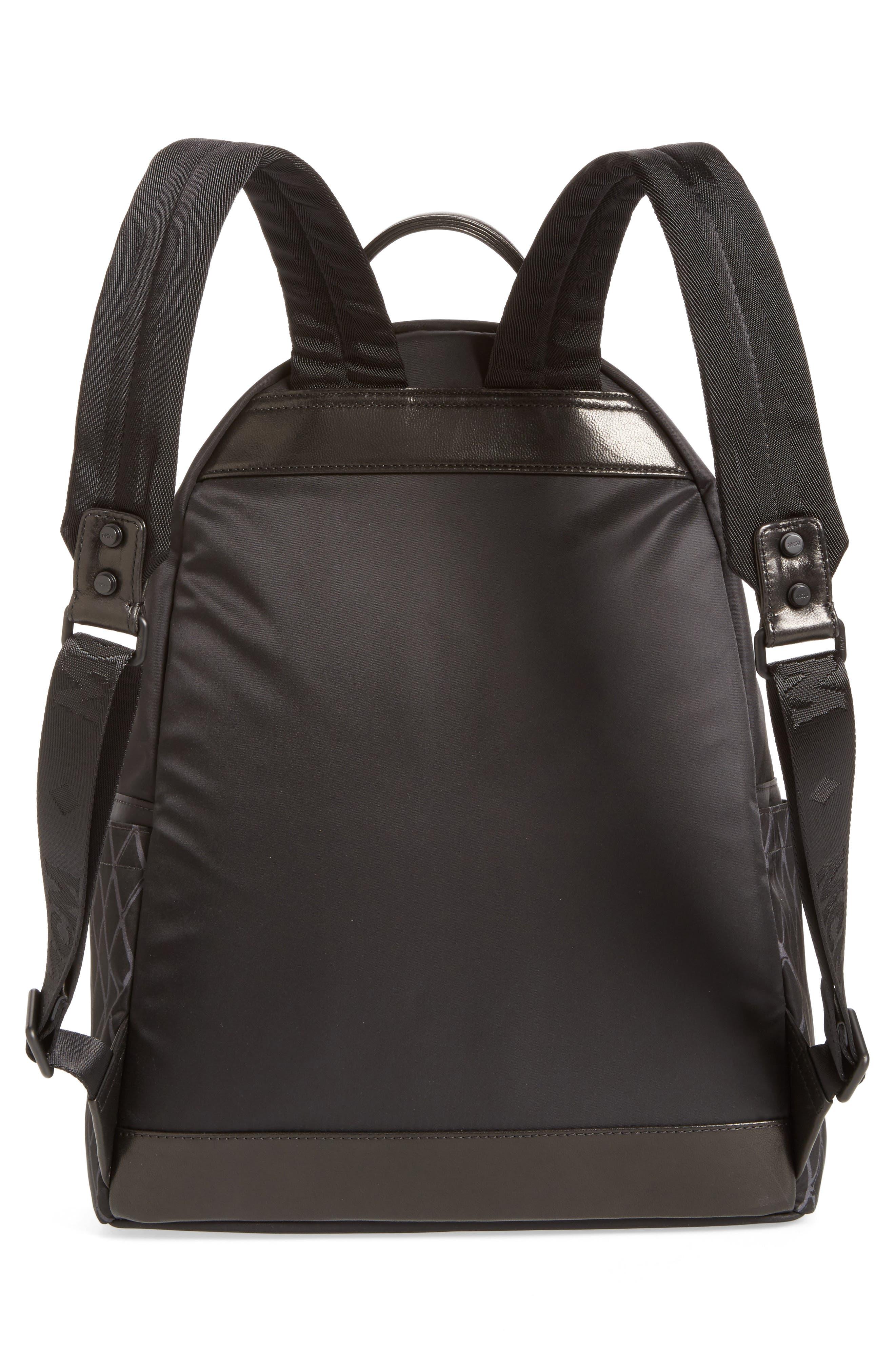 Alternate Image 3  - MCM Tumbler Rombi Backpack