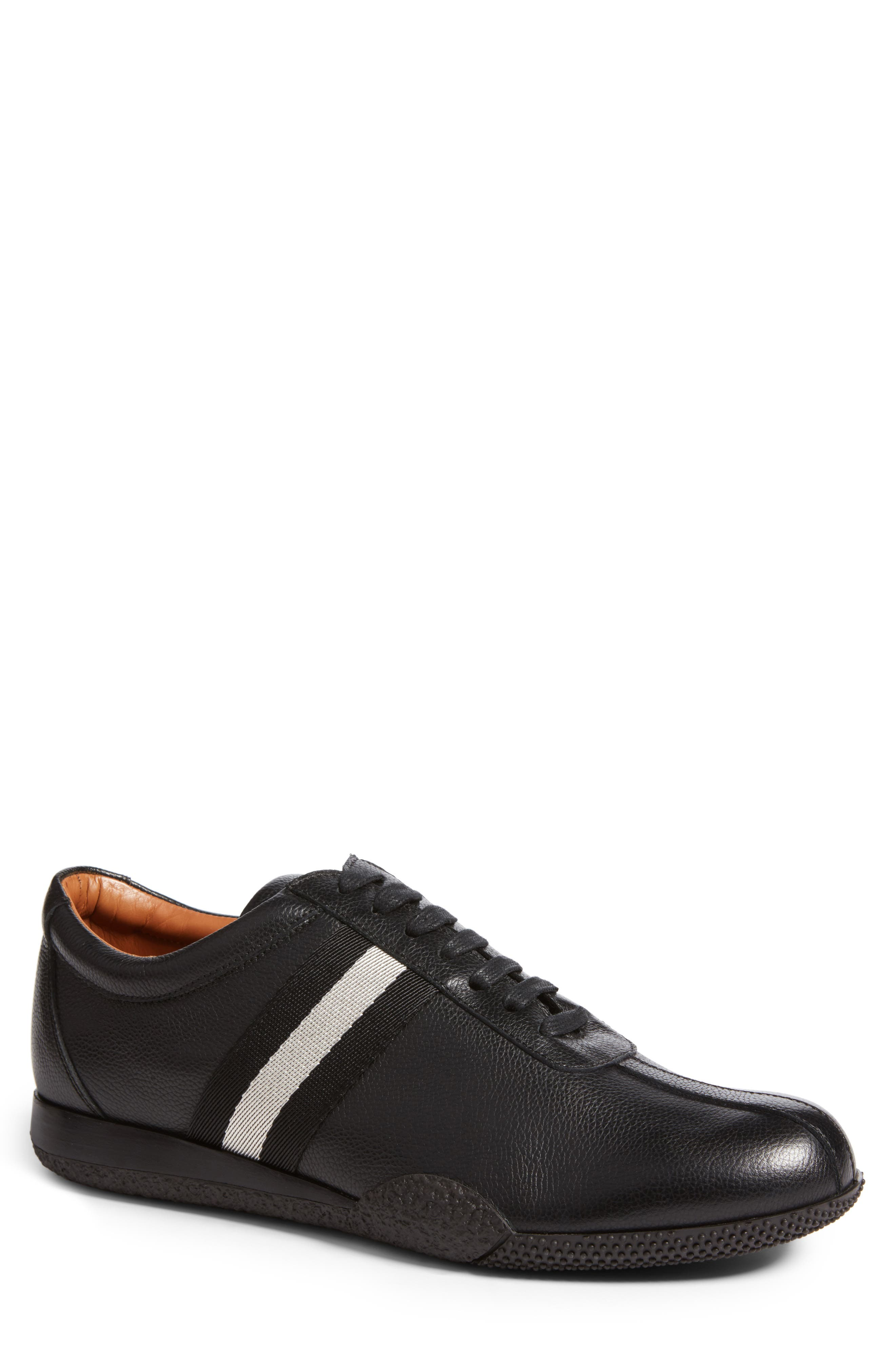 BALLY Frenz Perforated Sneaker