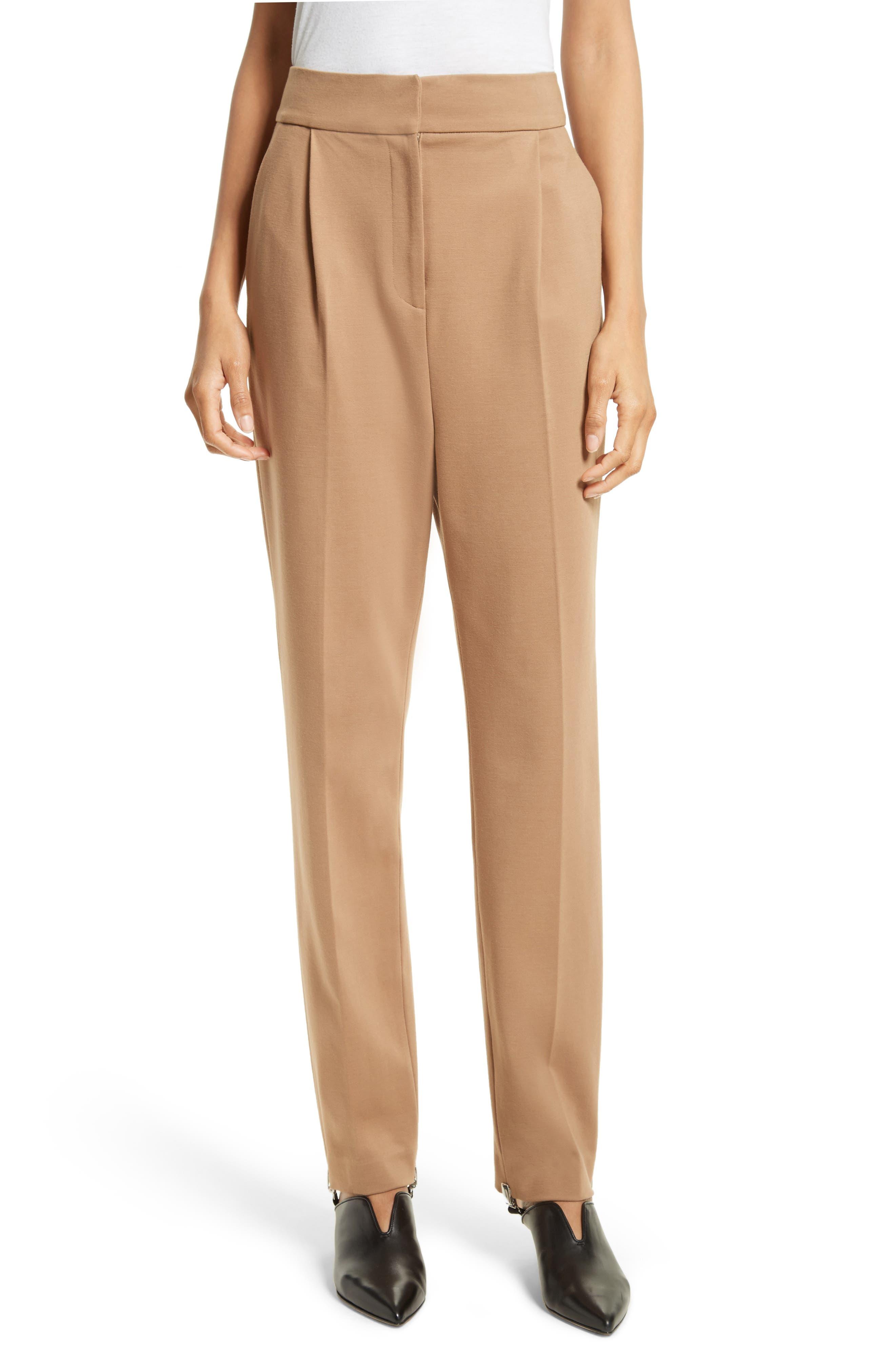 Alternate Image 1 Selected - Tibi Bond Stretch Stirrup Pants