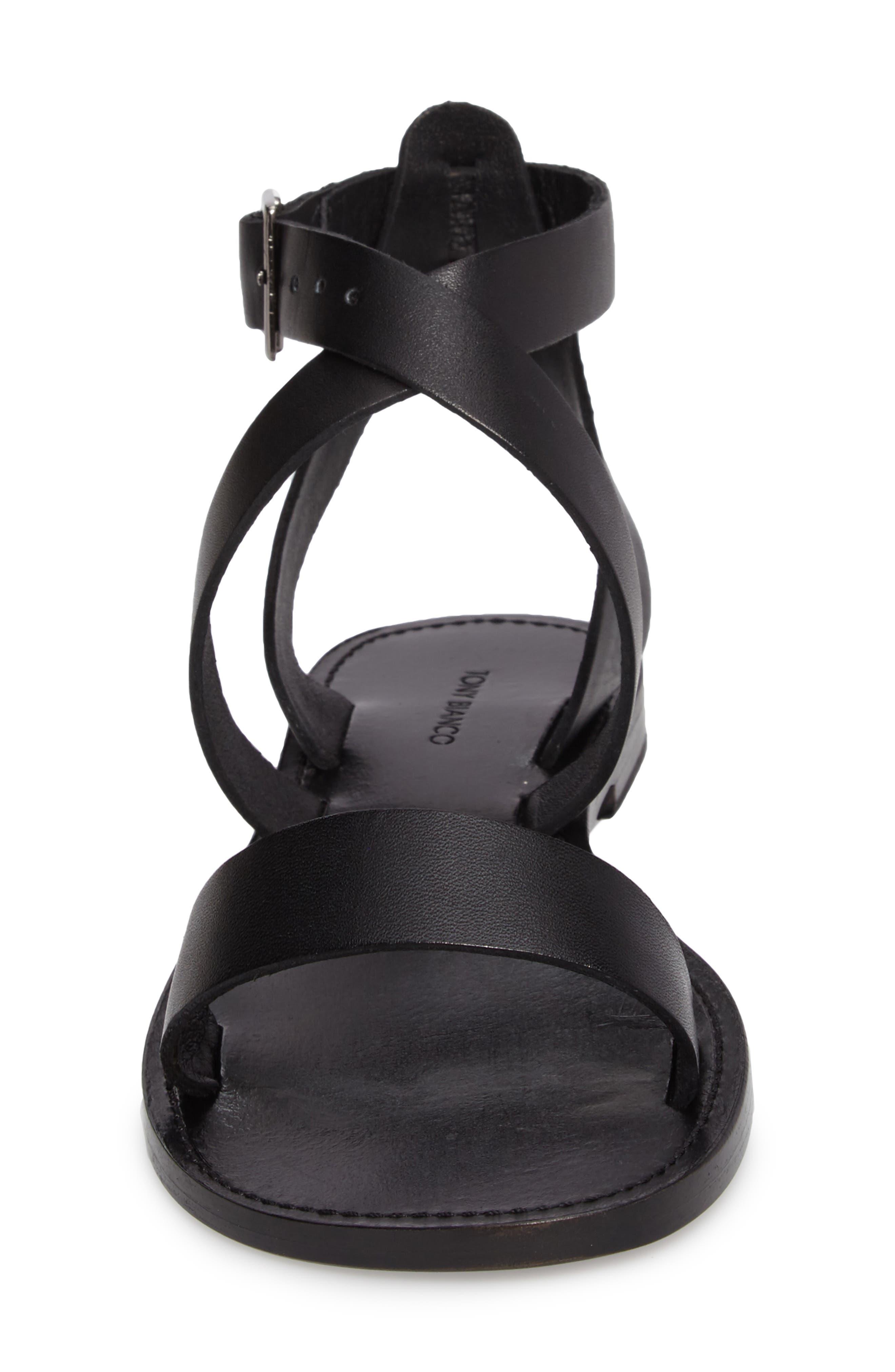 Alternate Image 4  - Tony Bianco Flo Ankle Strap Sandal (Women)
