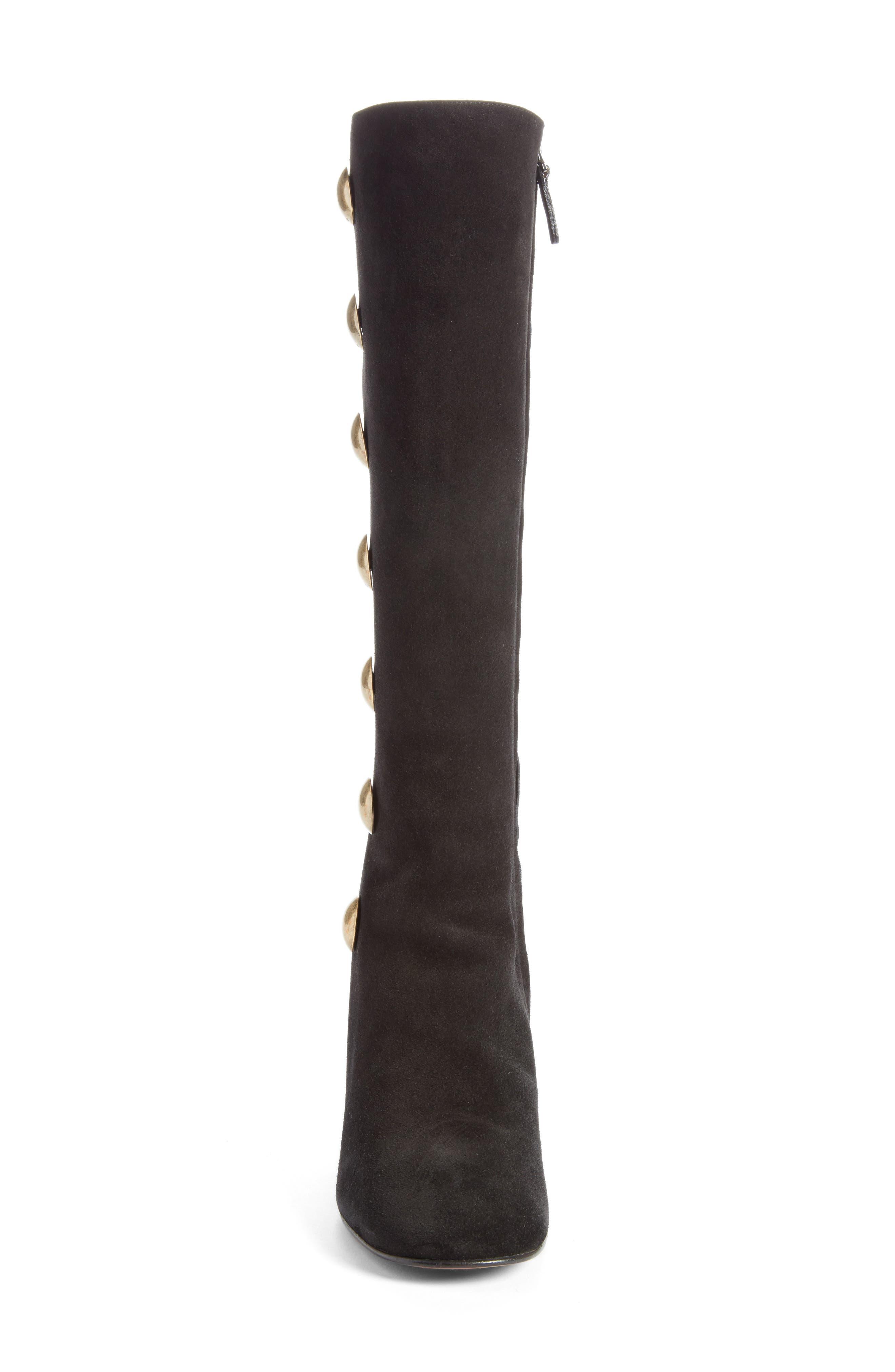 Alternate Image 3  - Chloé Orlando Tall Button Boot (Women)