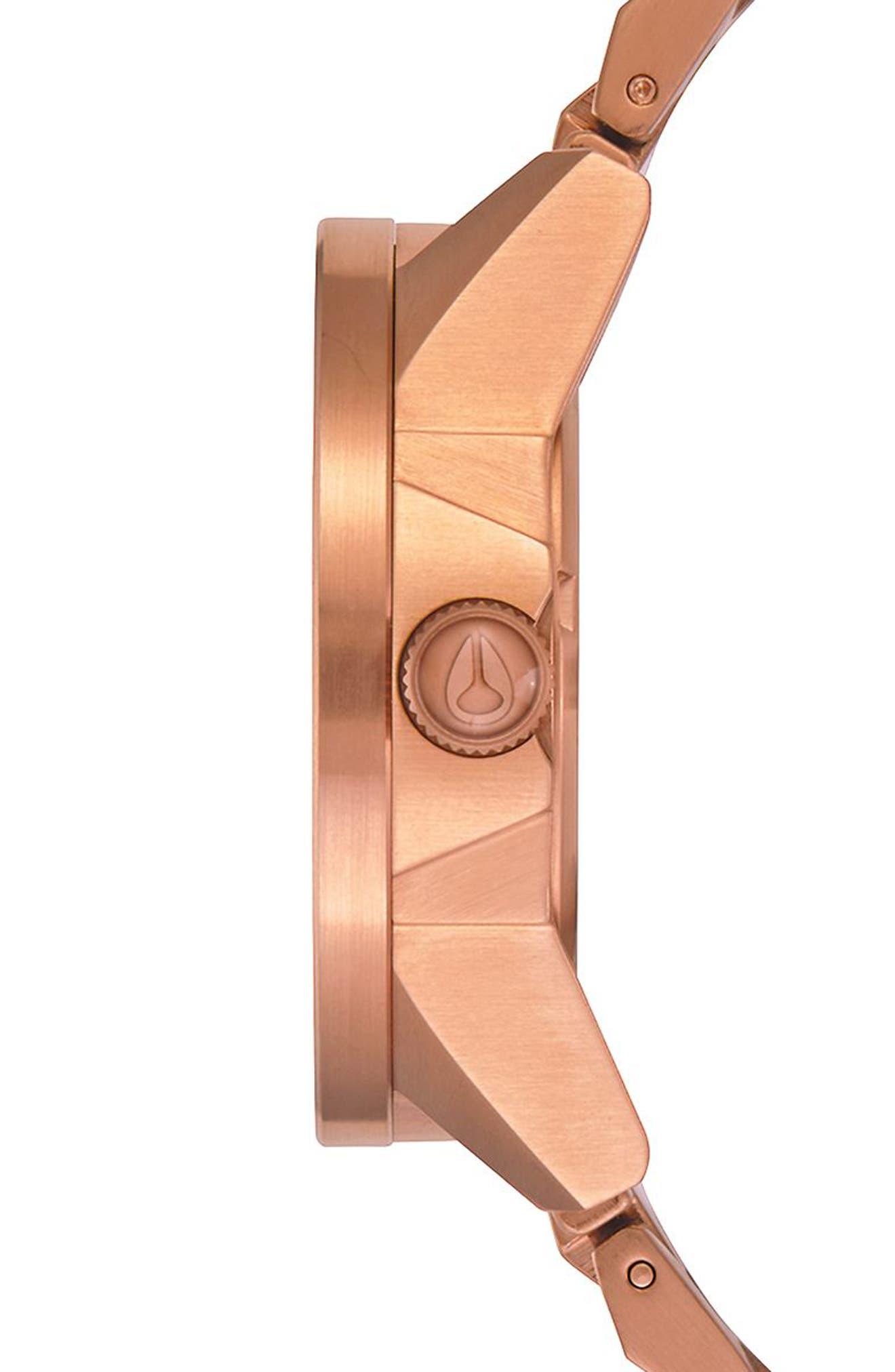 Alternate Image 3  - Nixon GI Bracelet Watch, 36mm