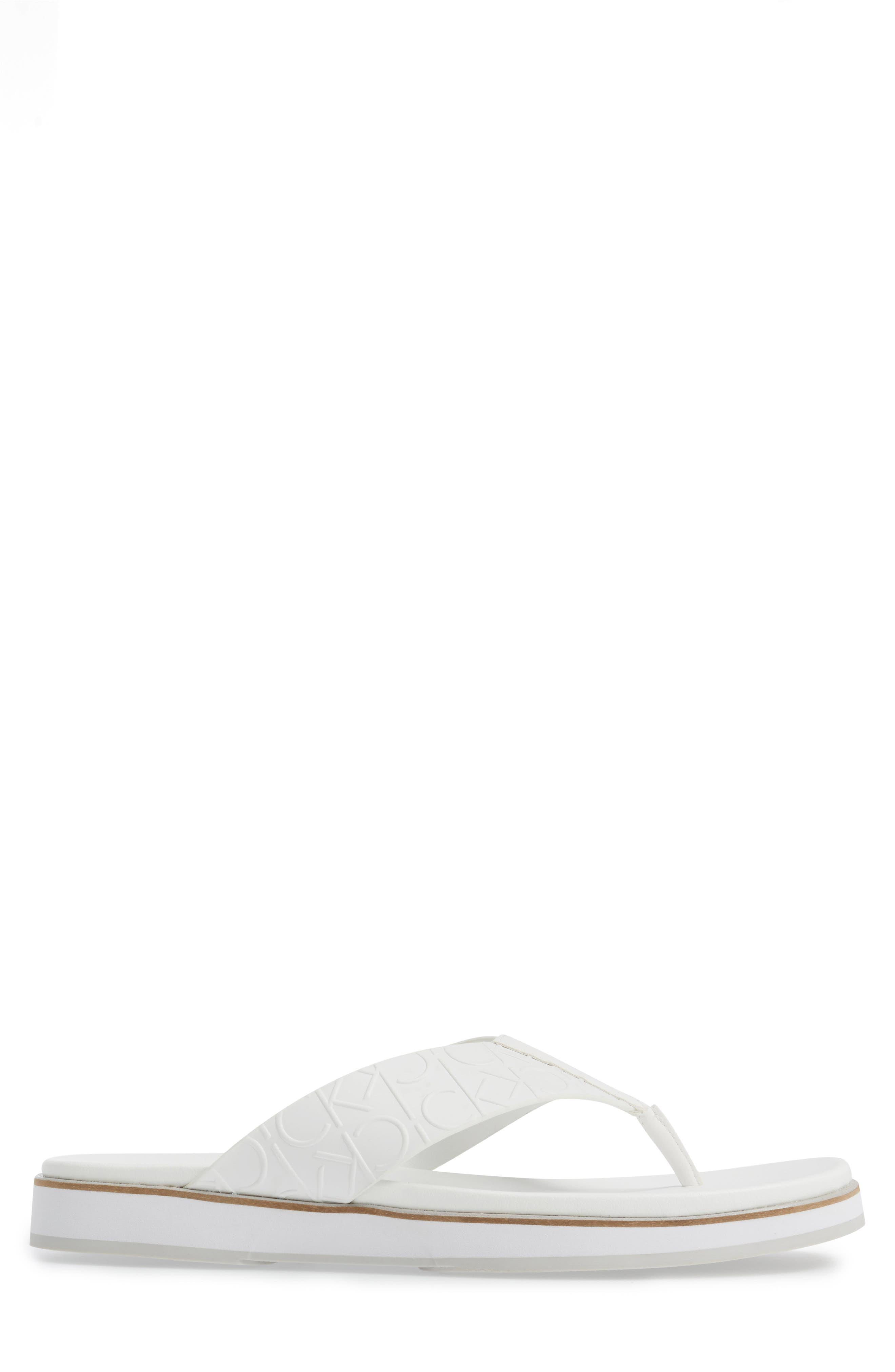 Alternate Image 3  - Calvin Klein Deano Flip Flop (Men)