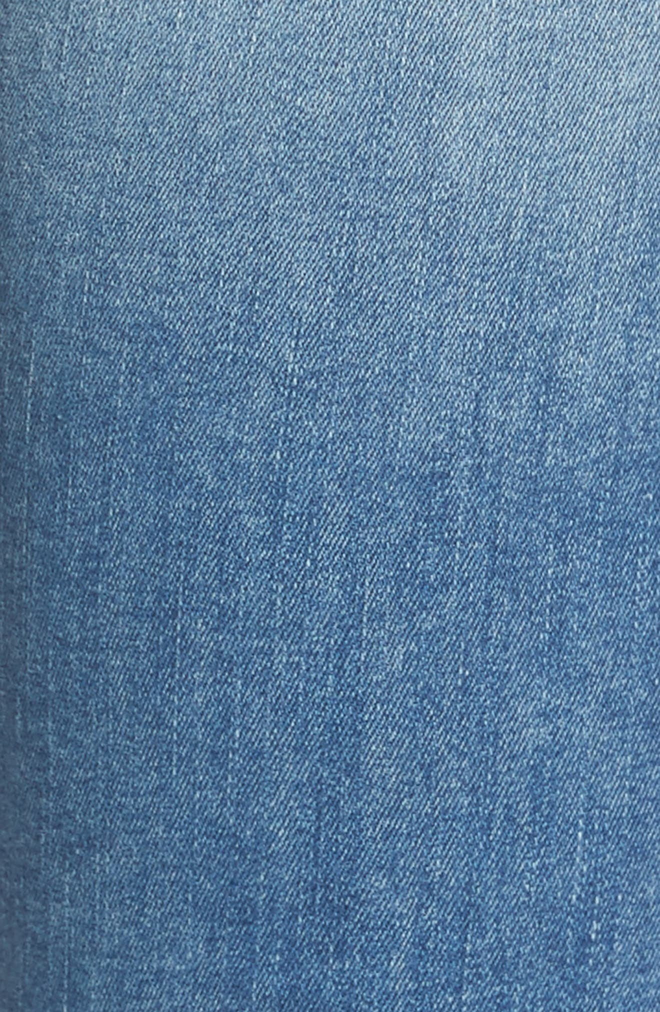 Alternate Image 5  - DL1961 Florence Instasculpt Skinny Jeans (Atwood)