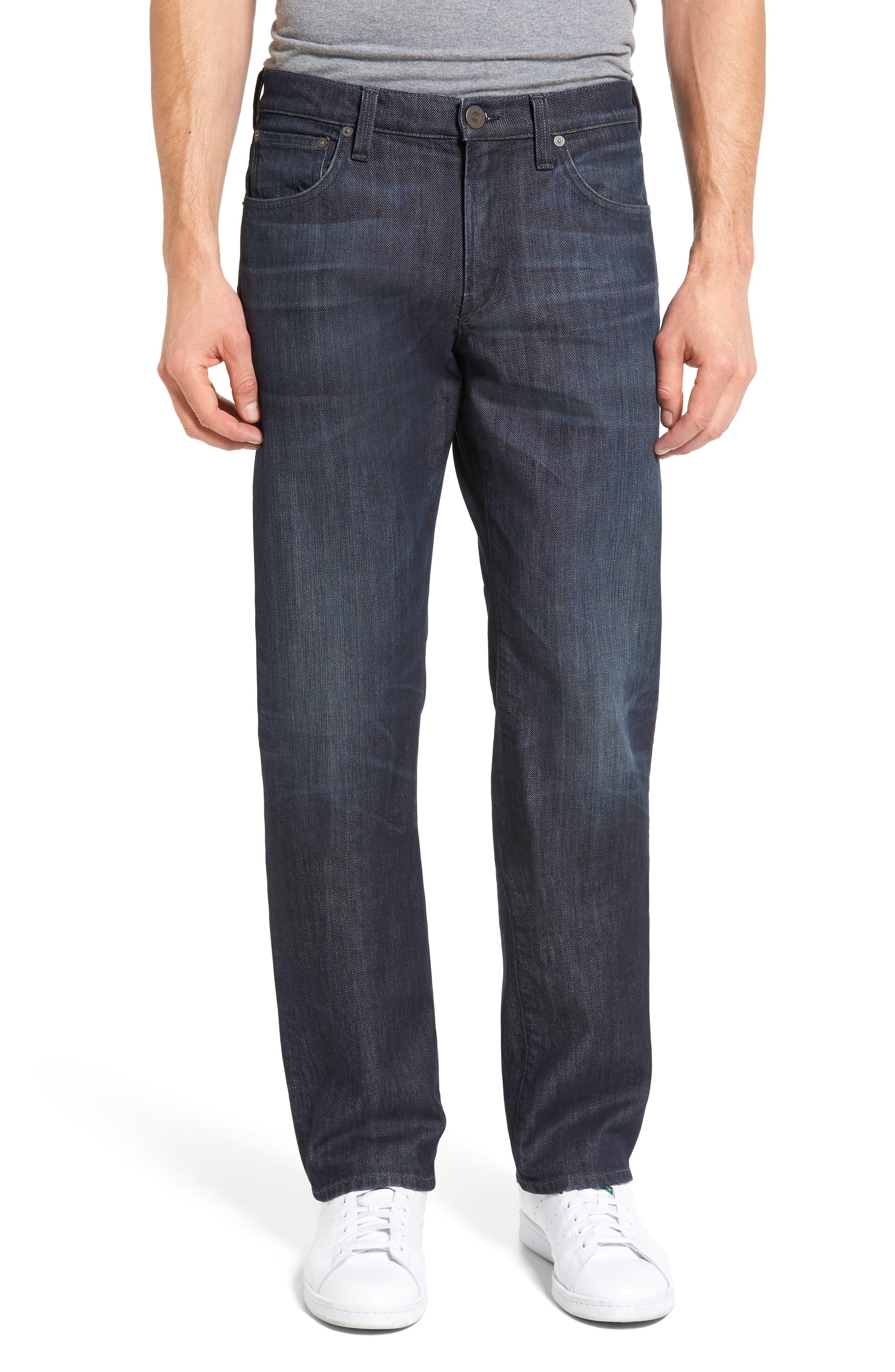 Citizens of Humanity Sid Straight Leg Jeans (Benton)