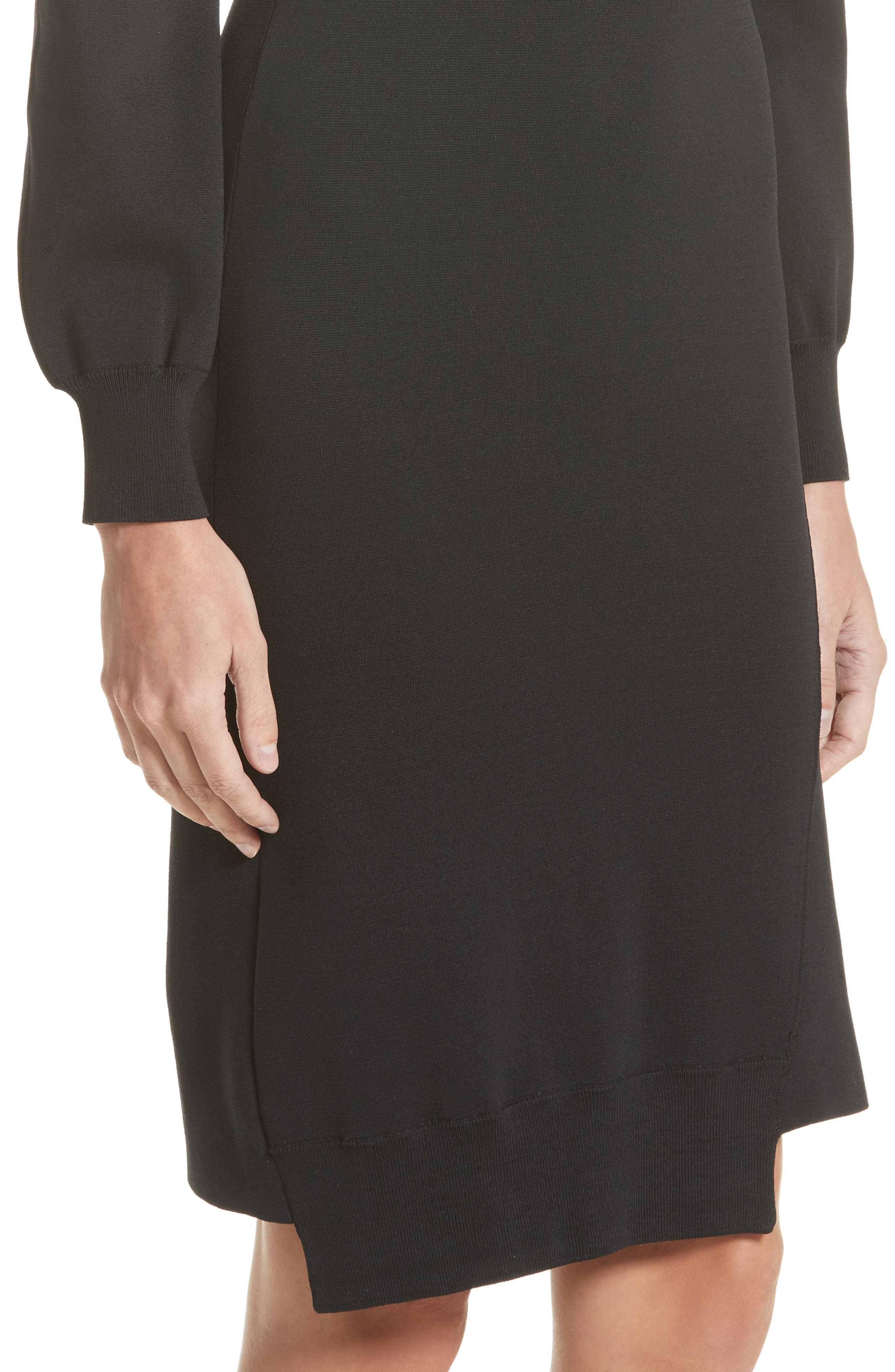 Alternate Image 6  - Burberry Marro Knit Dress