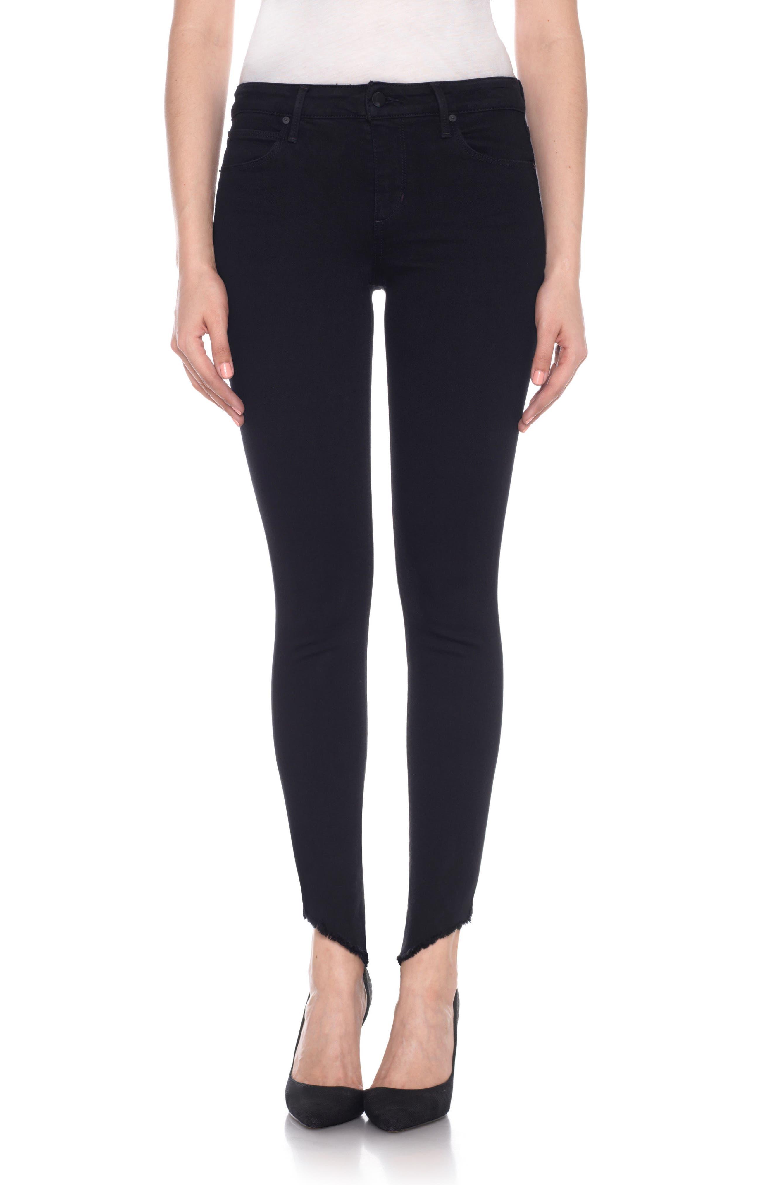Main Image - Joe's Flawless - Icon Ankle Skinny Jeans (Rosella)