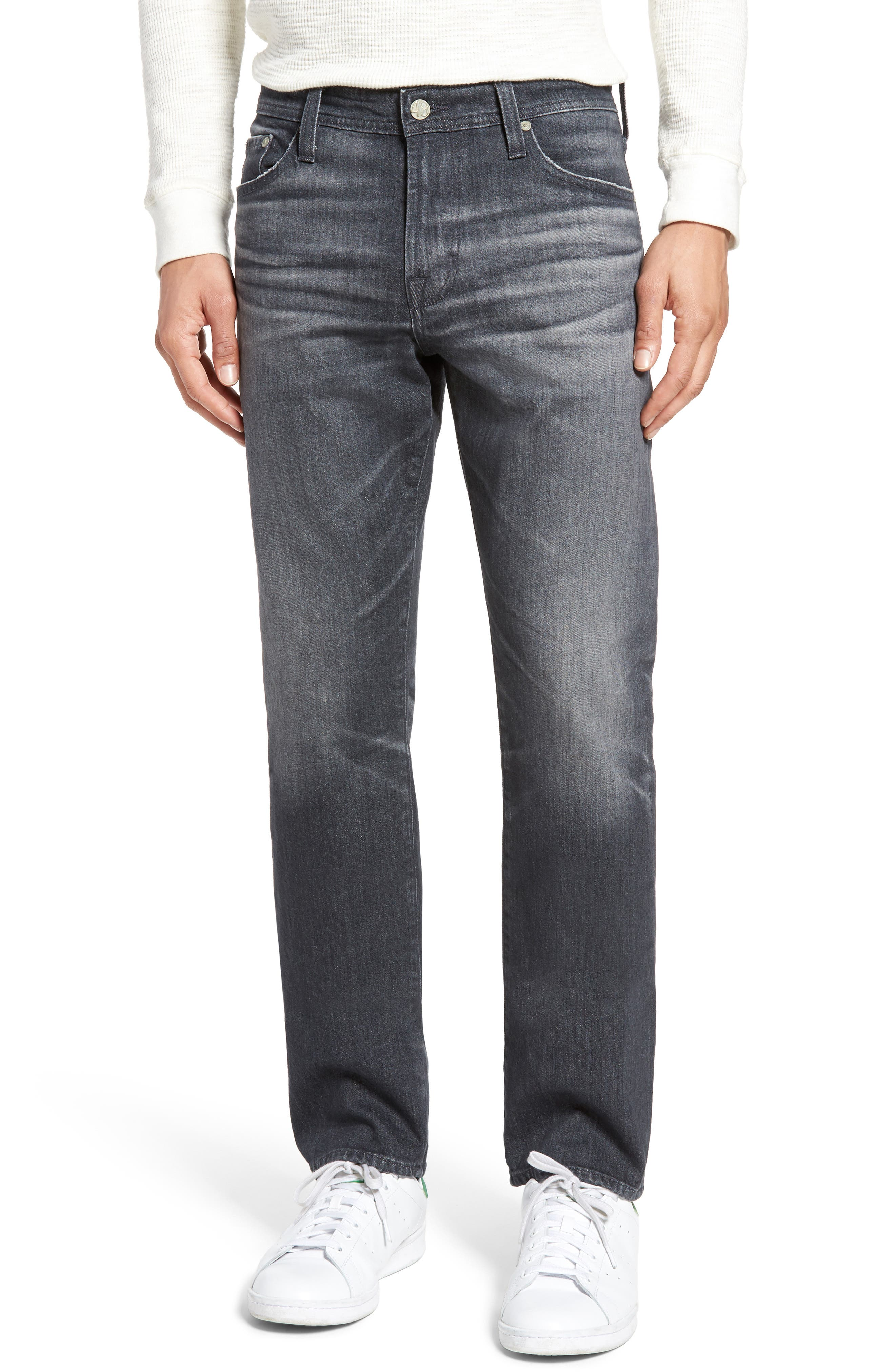 AG Everett Slim Straight Leg Jeans (5 Year Idle)