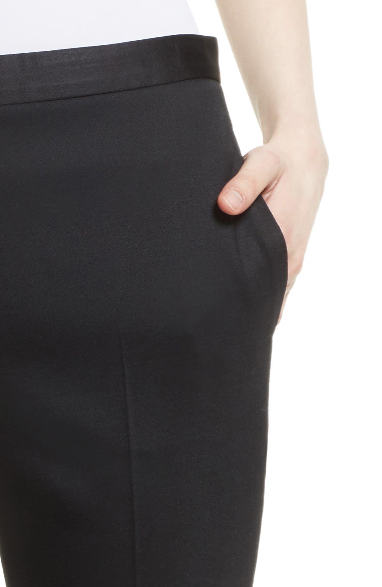 Alternate Image 4  - Theory Tuxedo Suit Pants