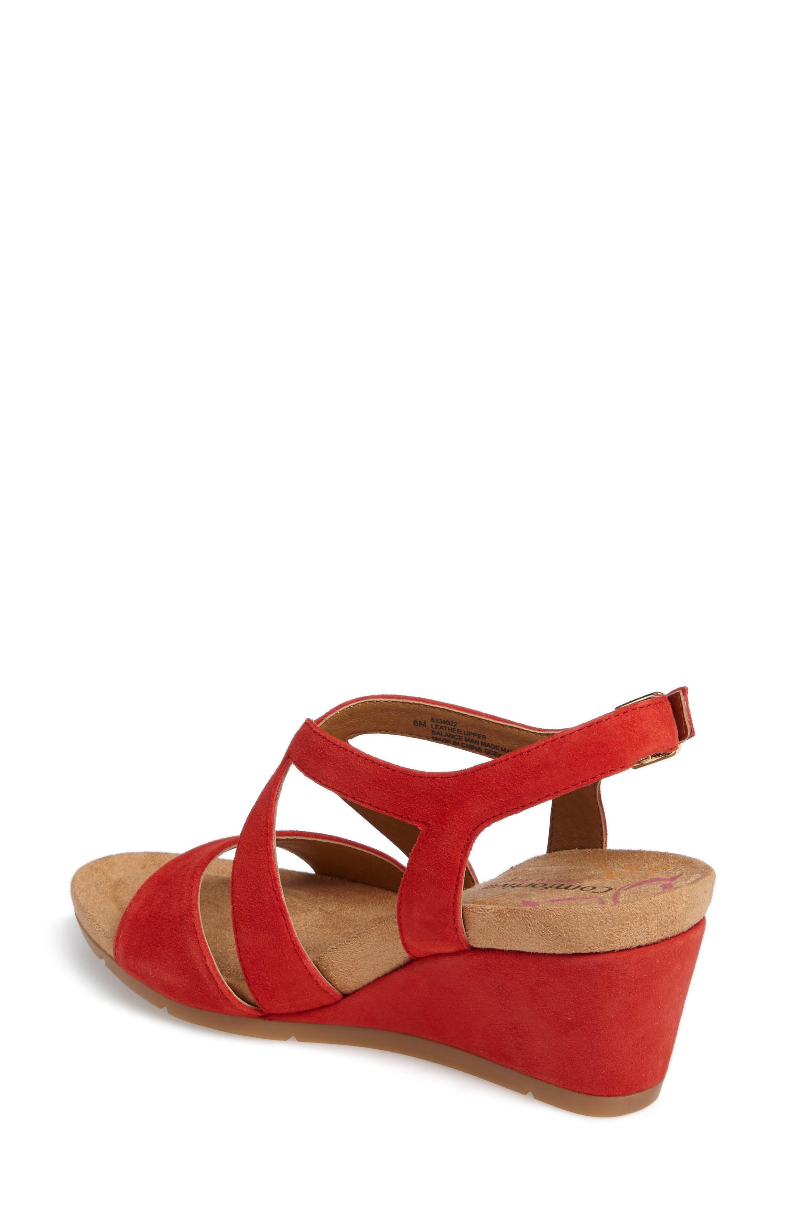 Alternate Image 2  - Comfortiva Vandy Sandal (Women)