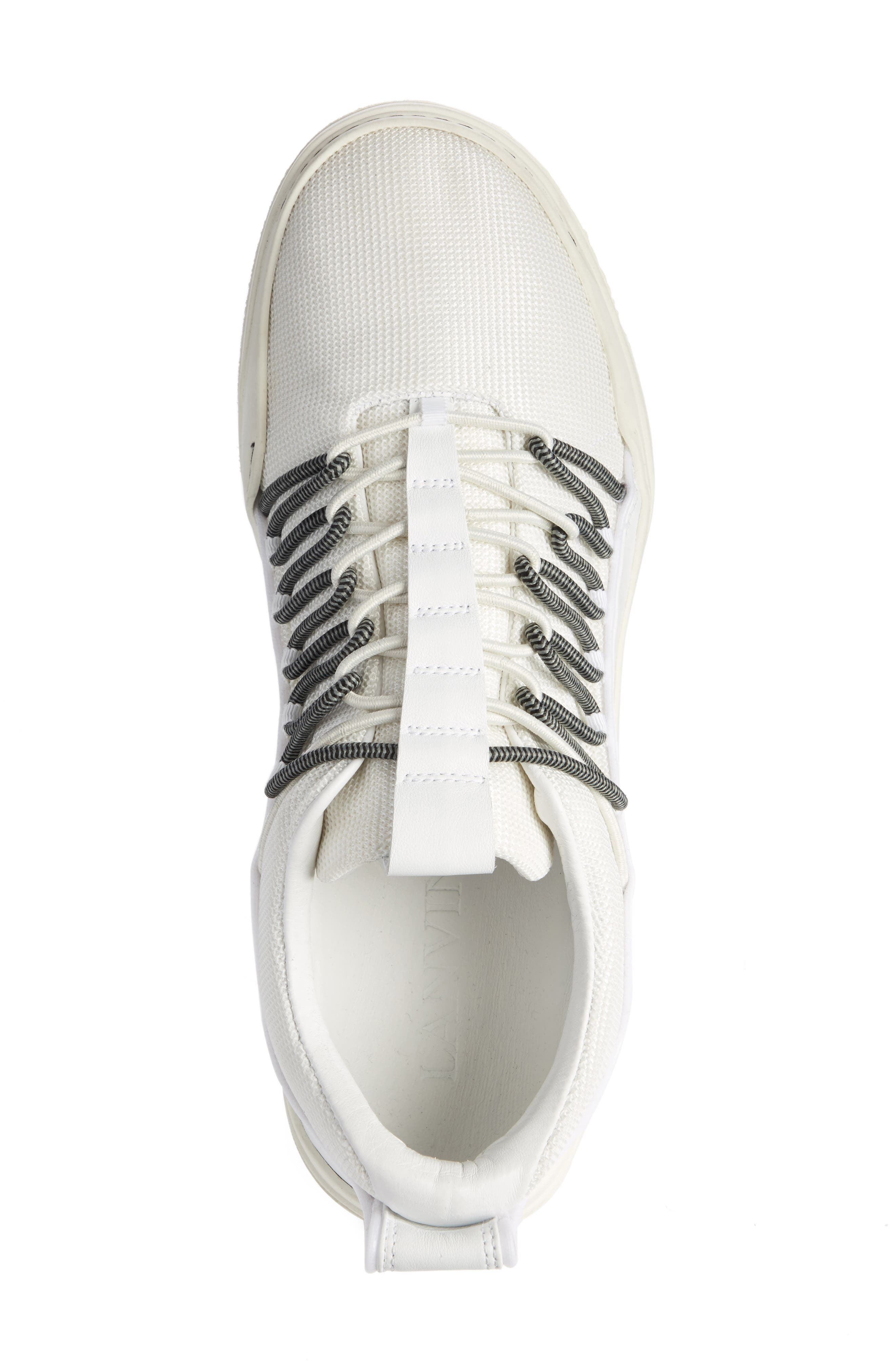 Alternate Image 3  - Lanvin Elastic Sneaker (Men)