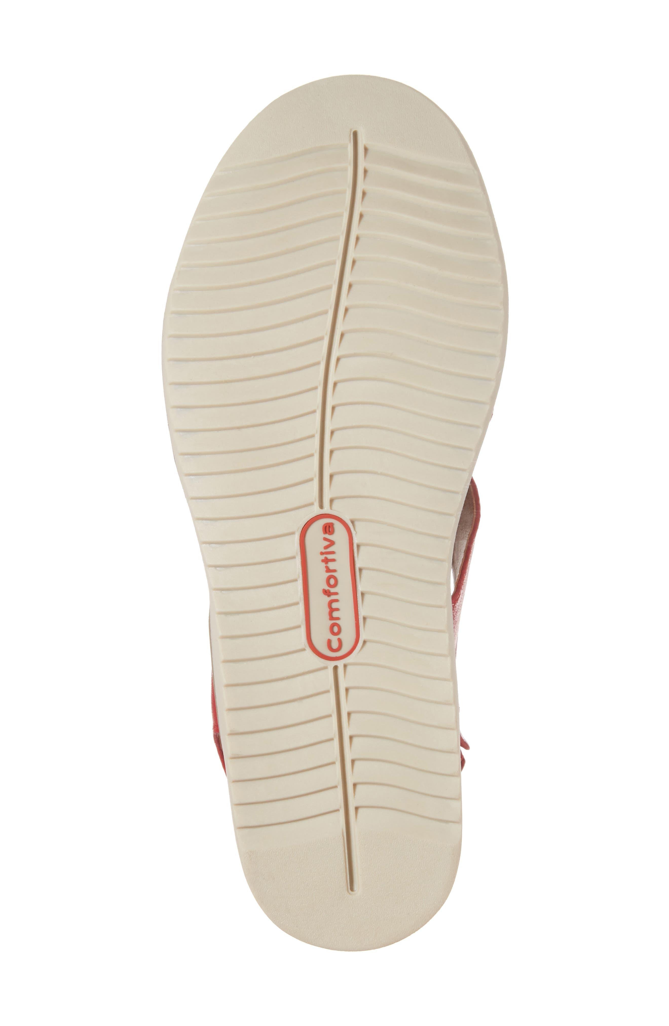 Alternate Image 6  - Comfortiva Sheridan Espadrille Flat (Women)
