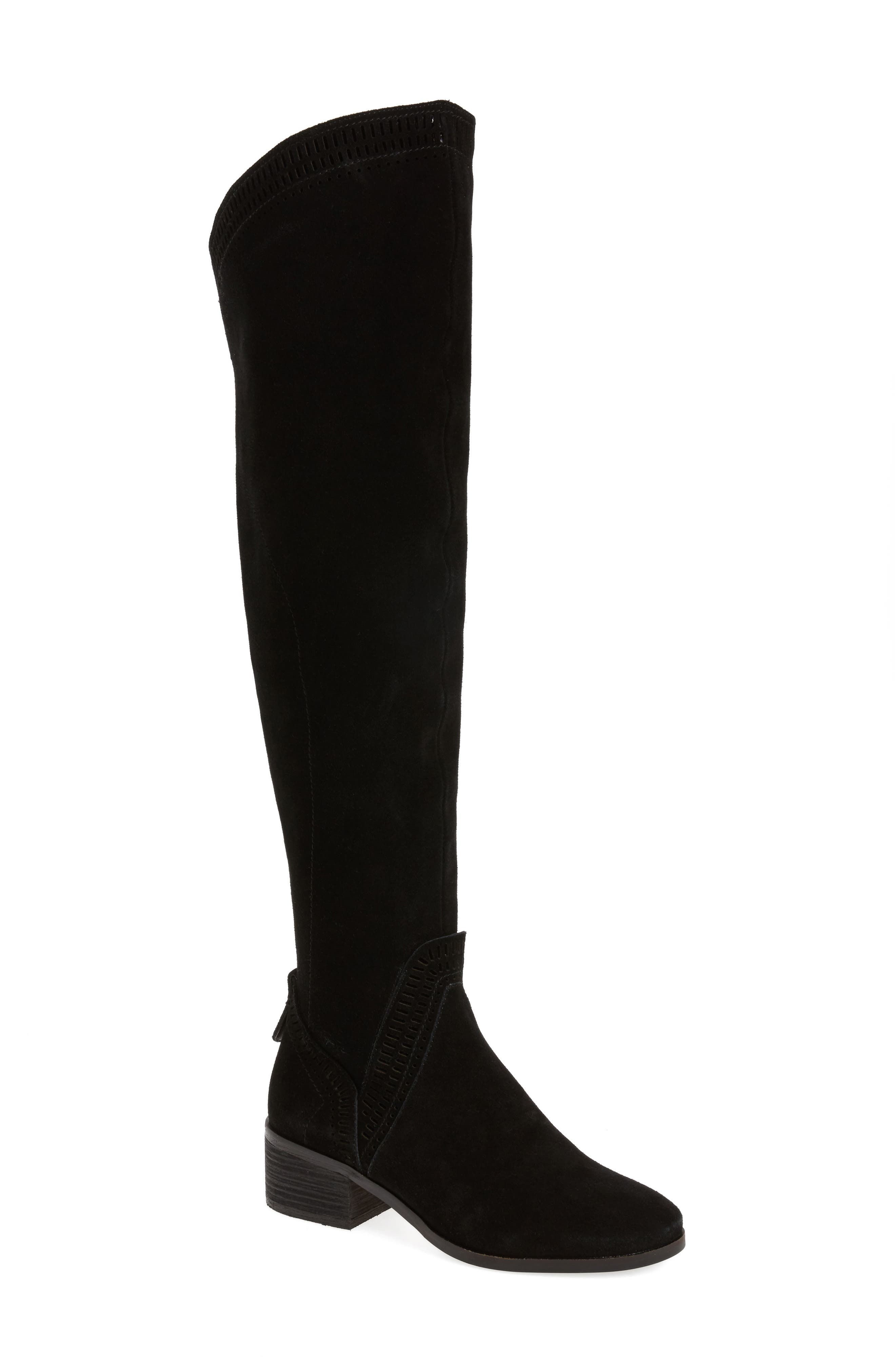 Vince Camuto Karinda Over the Knee Boot (Women)