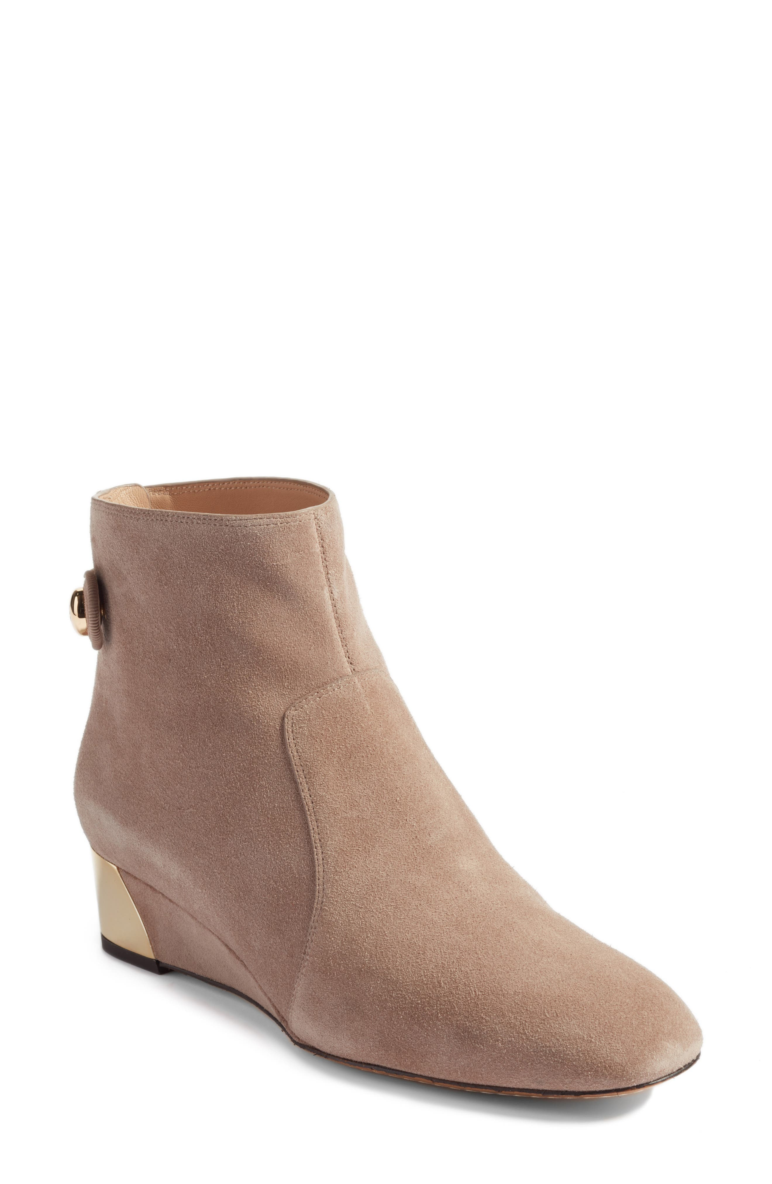 TORY BURCH Marisa Wedge Bootie