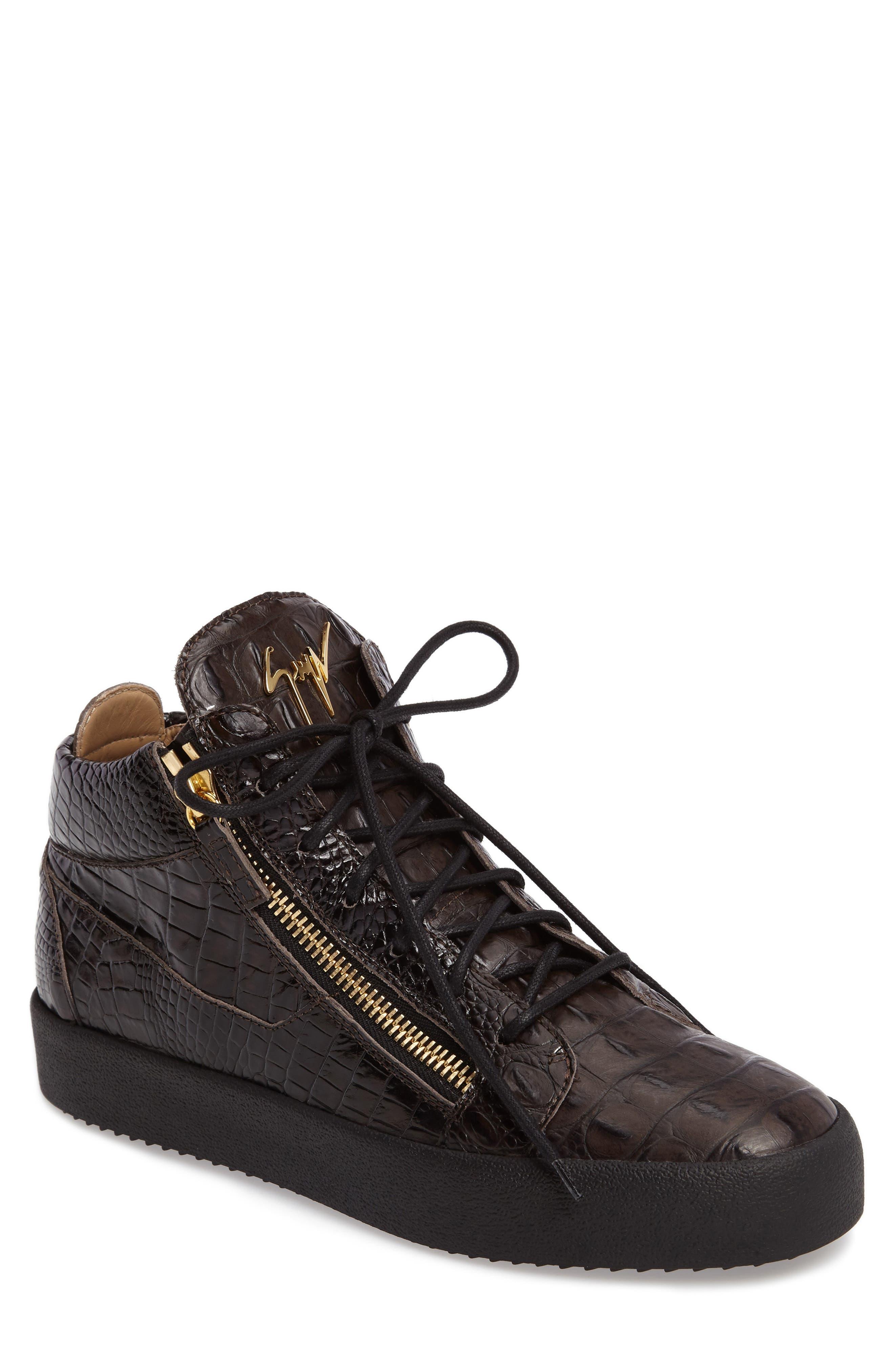 14f655ac227 SHOPPING Giuseppe Zanotti Mid Top Sneaker (Men) ✓ If you re looking ...