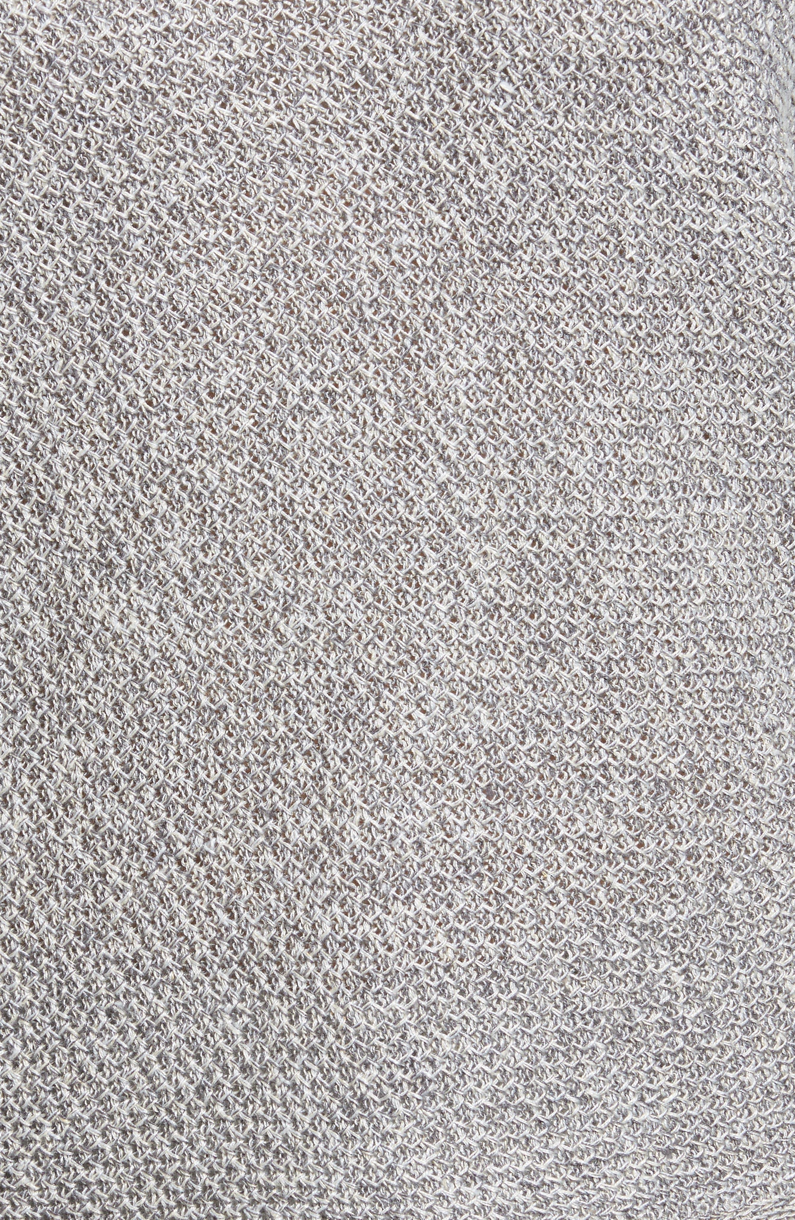 Alternate Image 5  - Eileen Fisher Organic Linen Pullover (Regular & Petite)