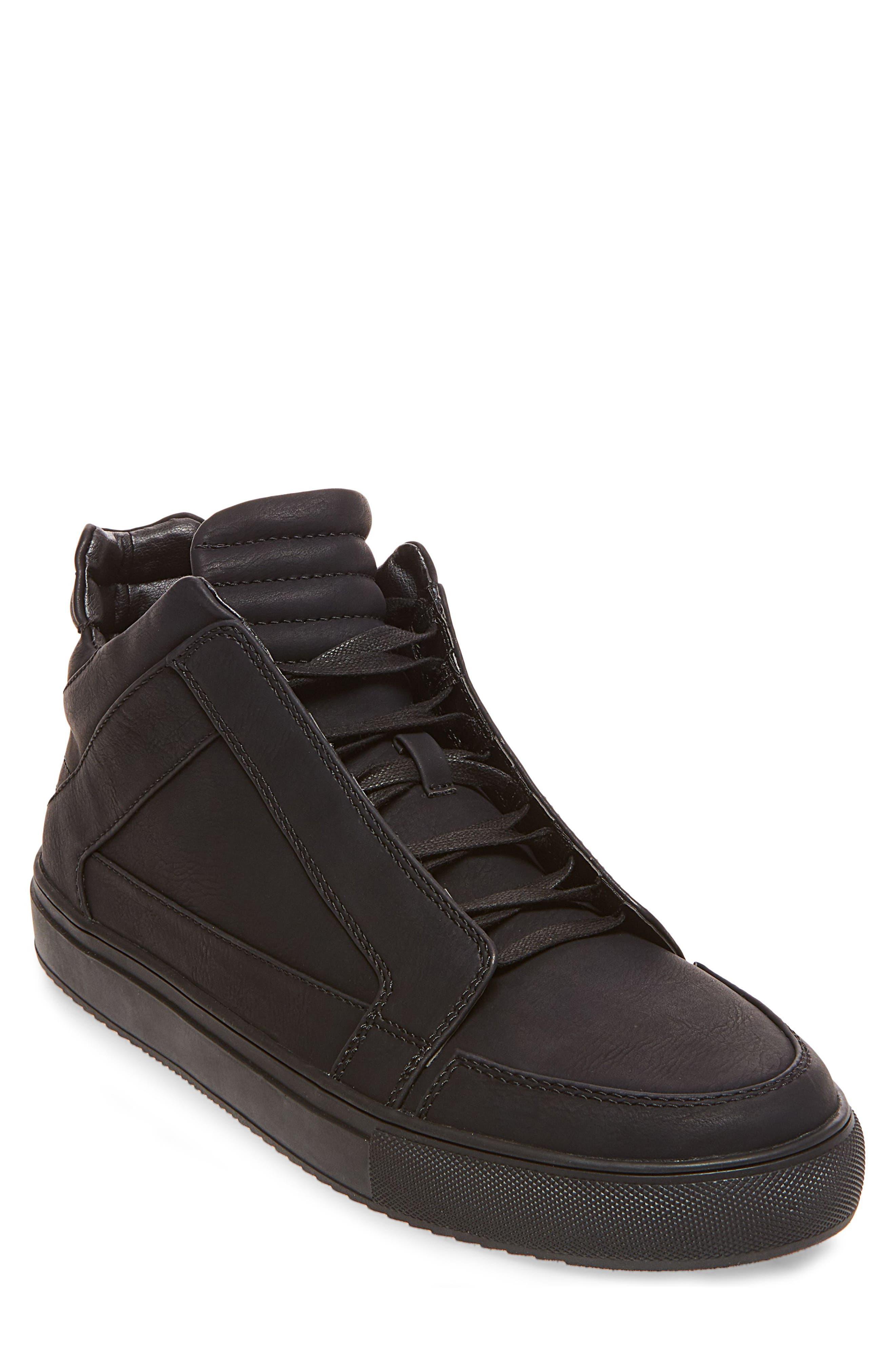 Defstar Sneaker,                         Main,                         color, Black
