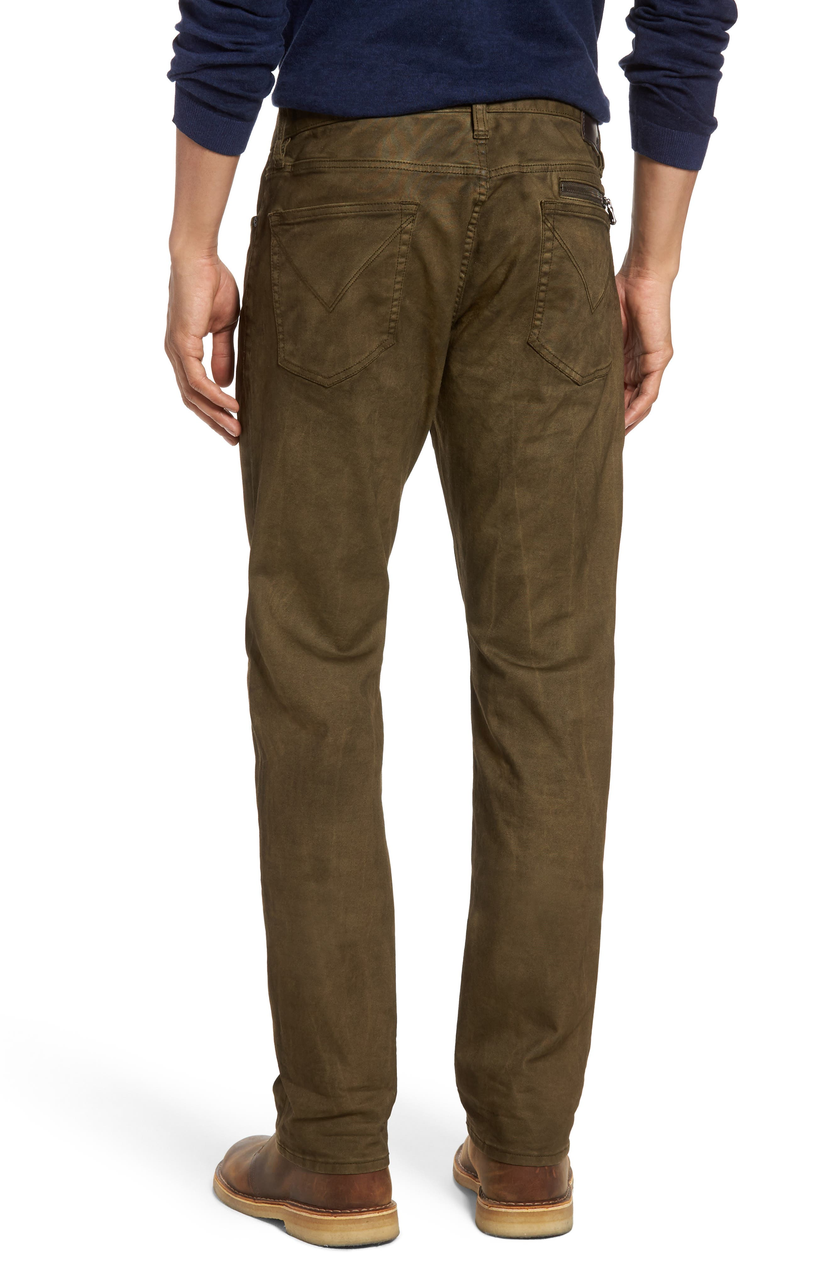 Alternate Image 2  - John Varvatos Star USA Wight Skinny Jeans