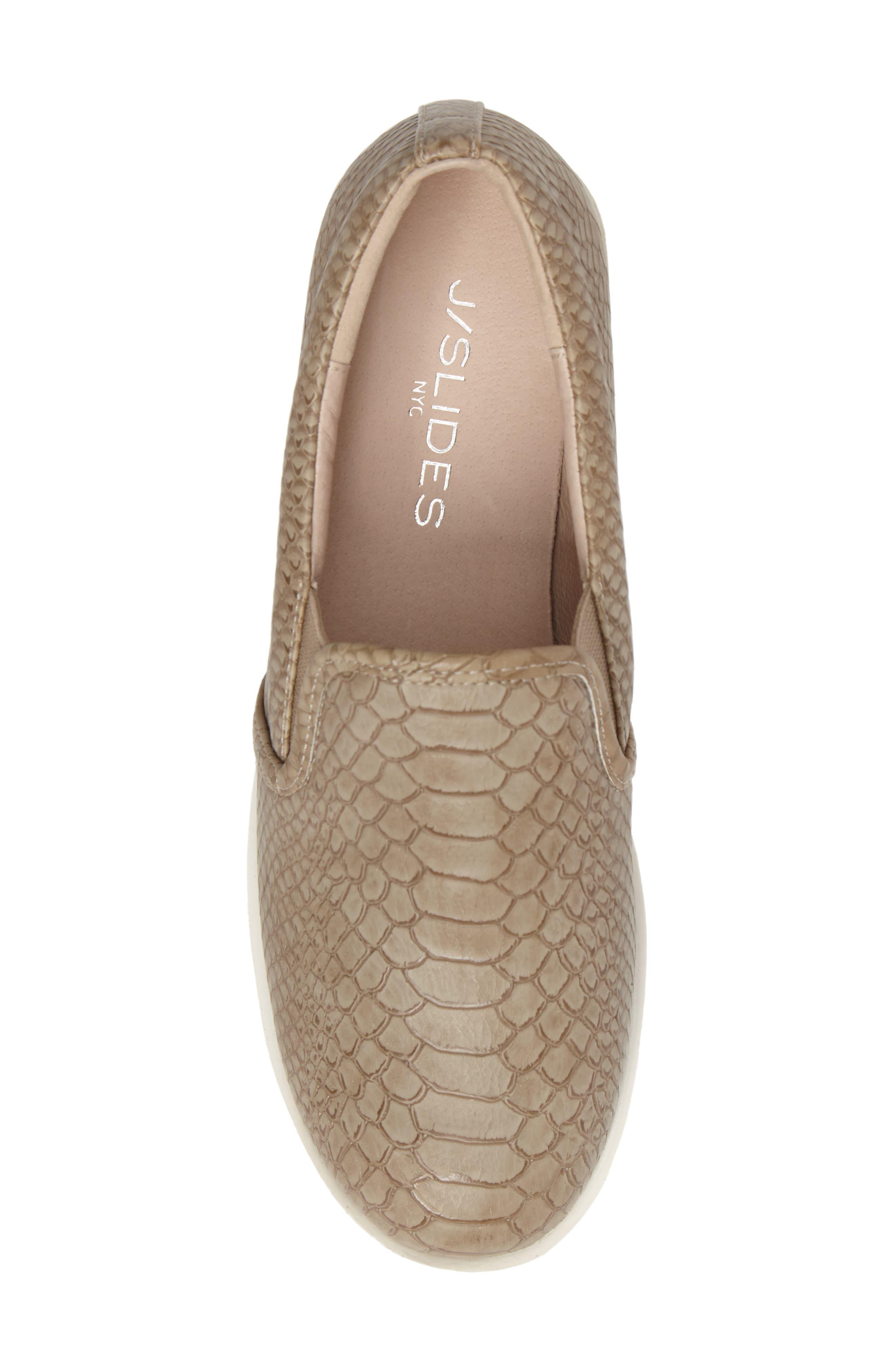 Alternate Image 5  - JSlides Genna Slip-On Sneaker (Women)