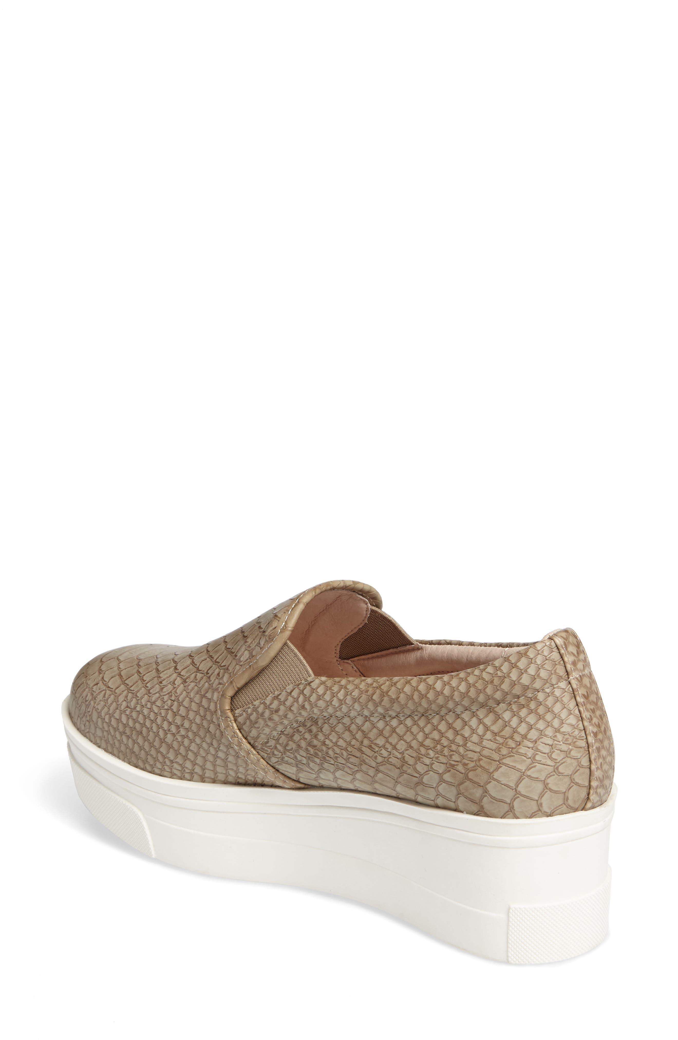 Alternate Image 2  - JSlides Genna Slip-On Sneaker (Women)