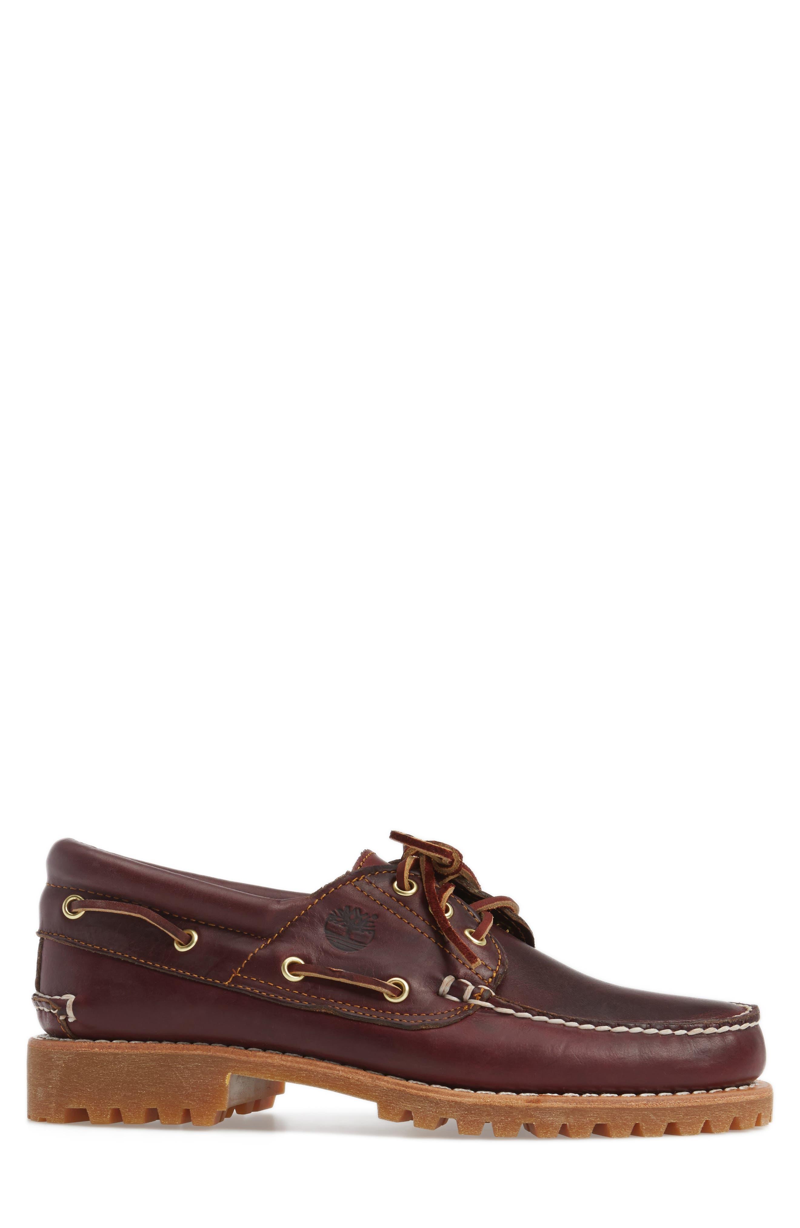 Alternate Image 3  - Timberland Authentic Boat Shoe (Men)