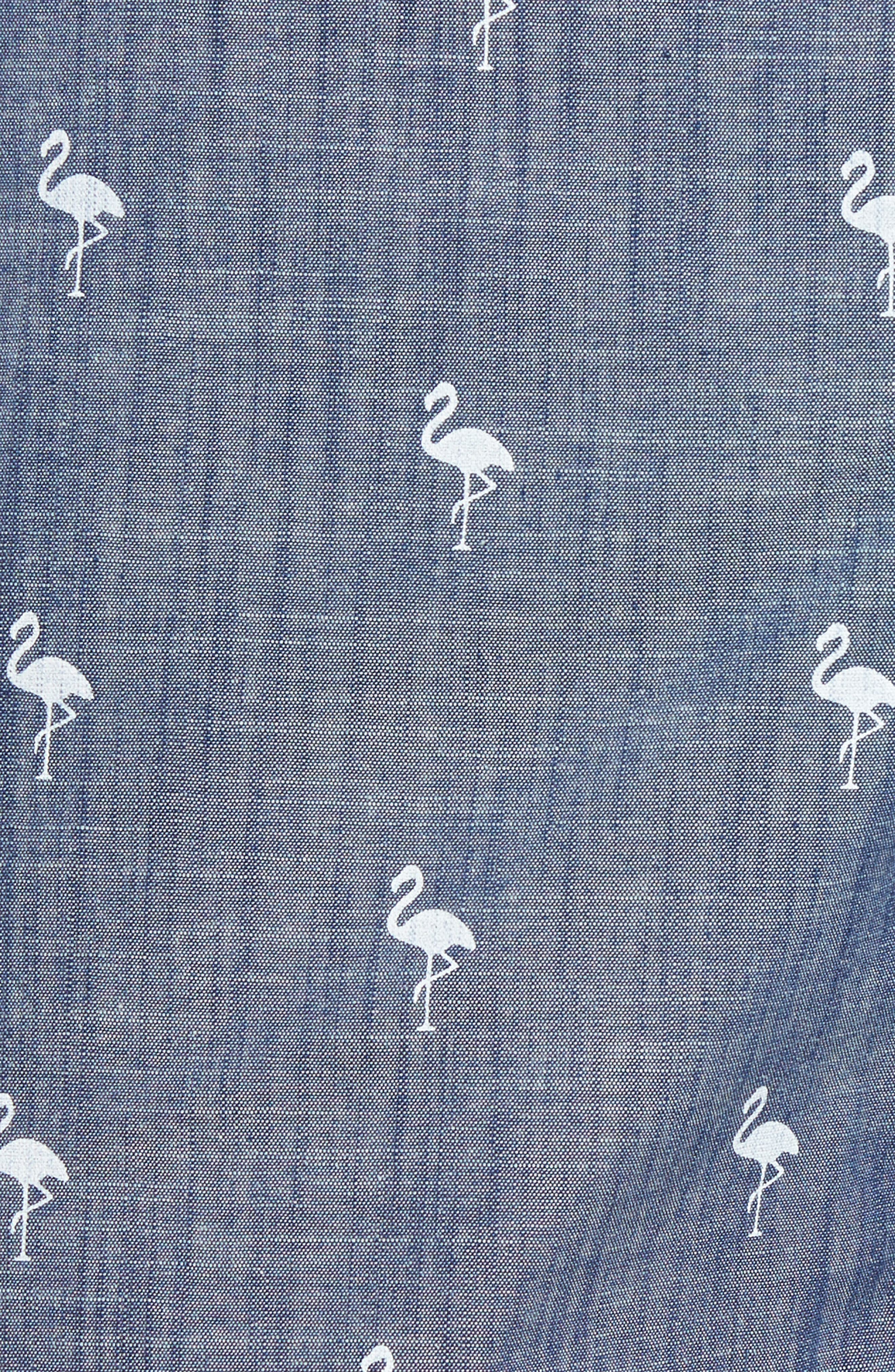 Alternate Image 5  - Bonobos 7-Inch Flamingo Shorts
