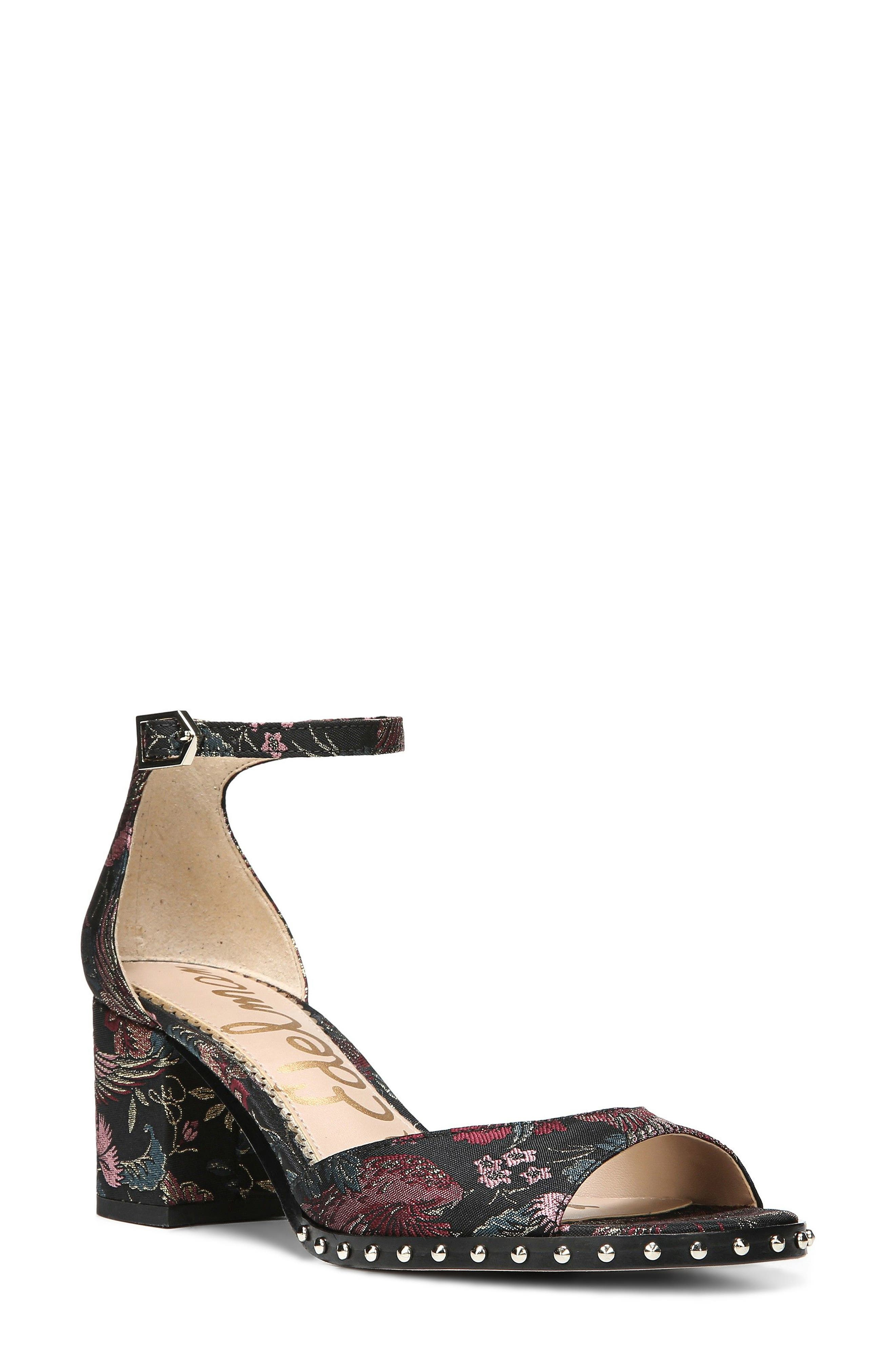 Alternate Image 1 Selected - Sam Edelman Susie Ankle Strap Sandal (Women)