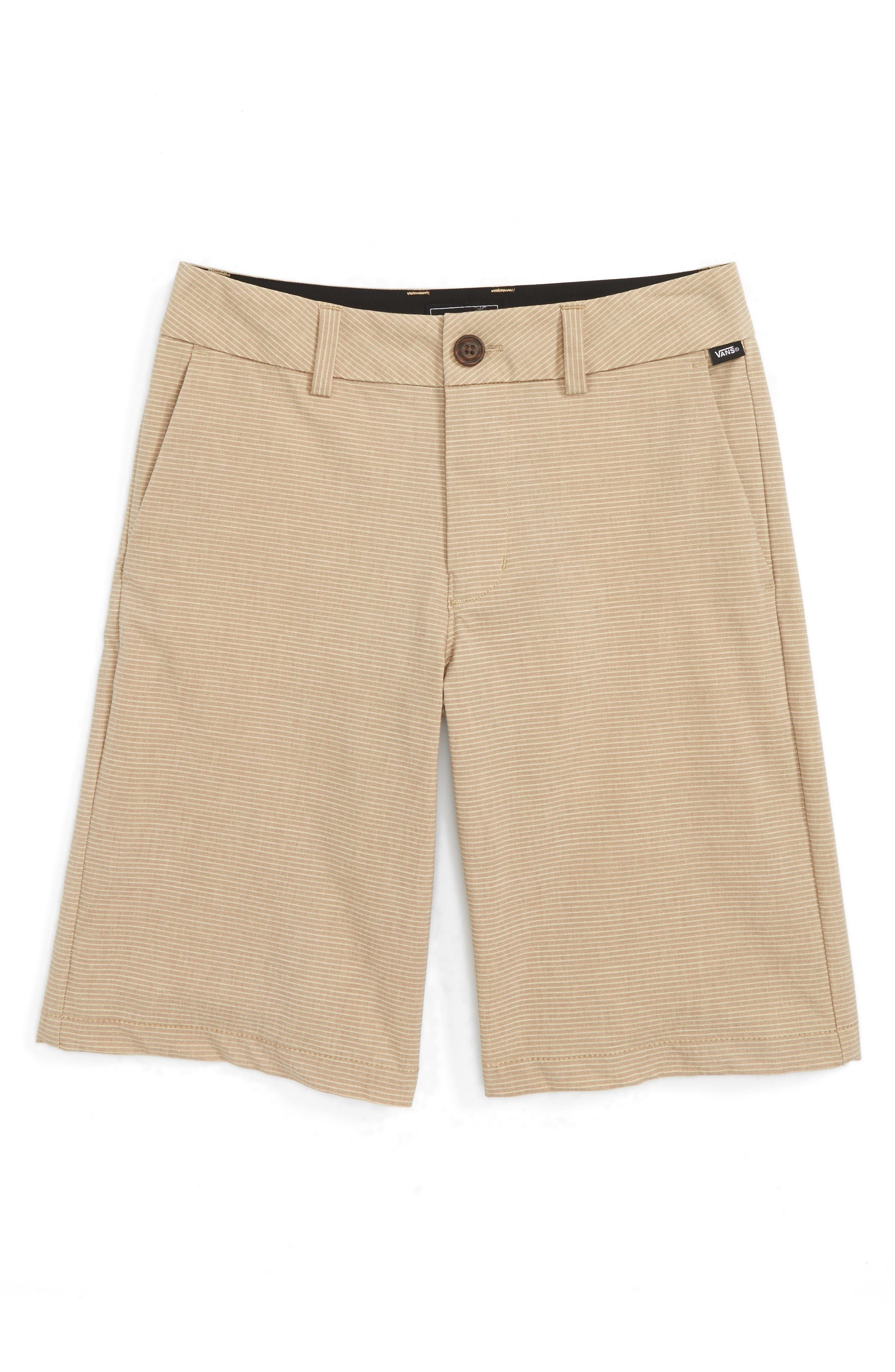 Vans Barlin Decksider Shorts (Big Boys)