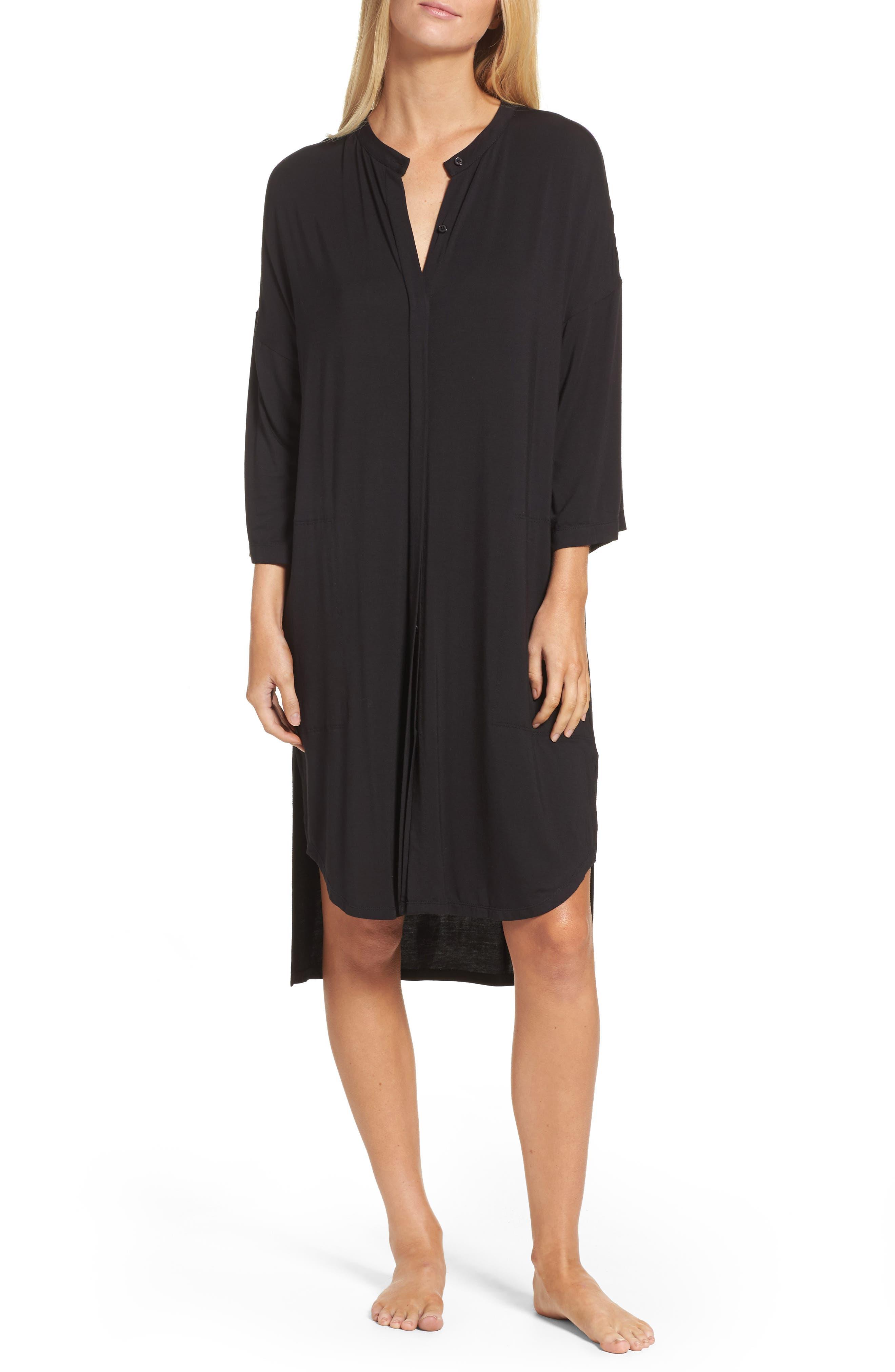 DKNY Knit Sleep Shirt