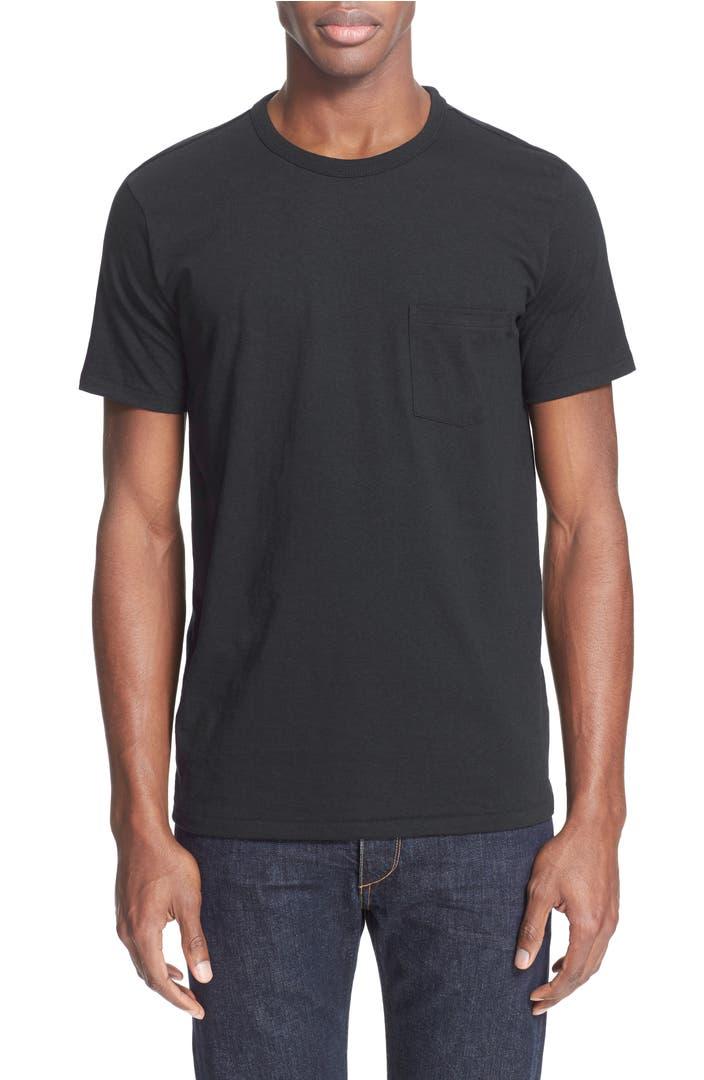 Rag bone pocket t shirt nordstrom for Rag bone shirt